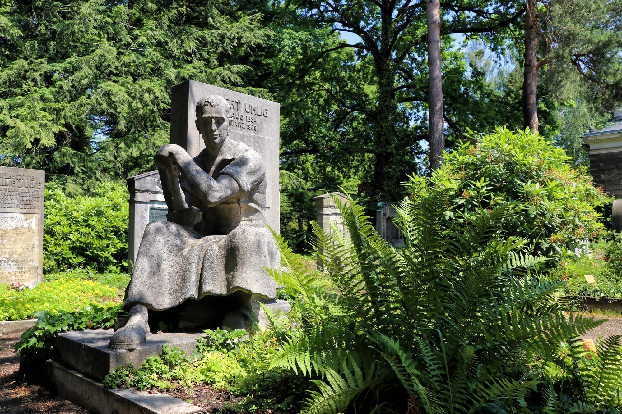 Dresden tips - Johannisfriedhof