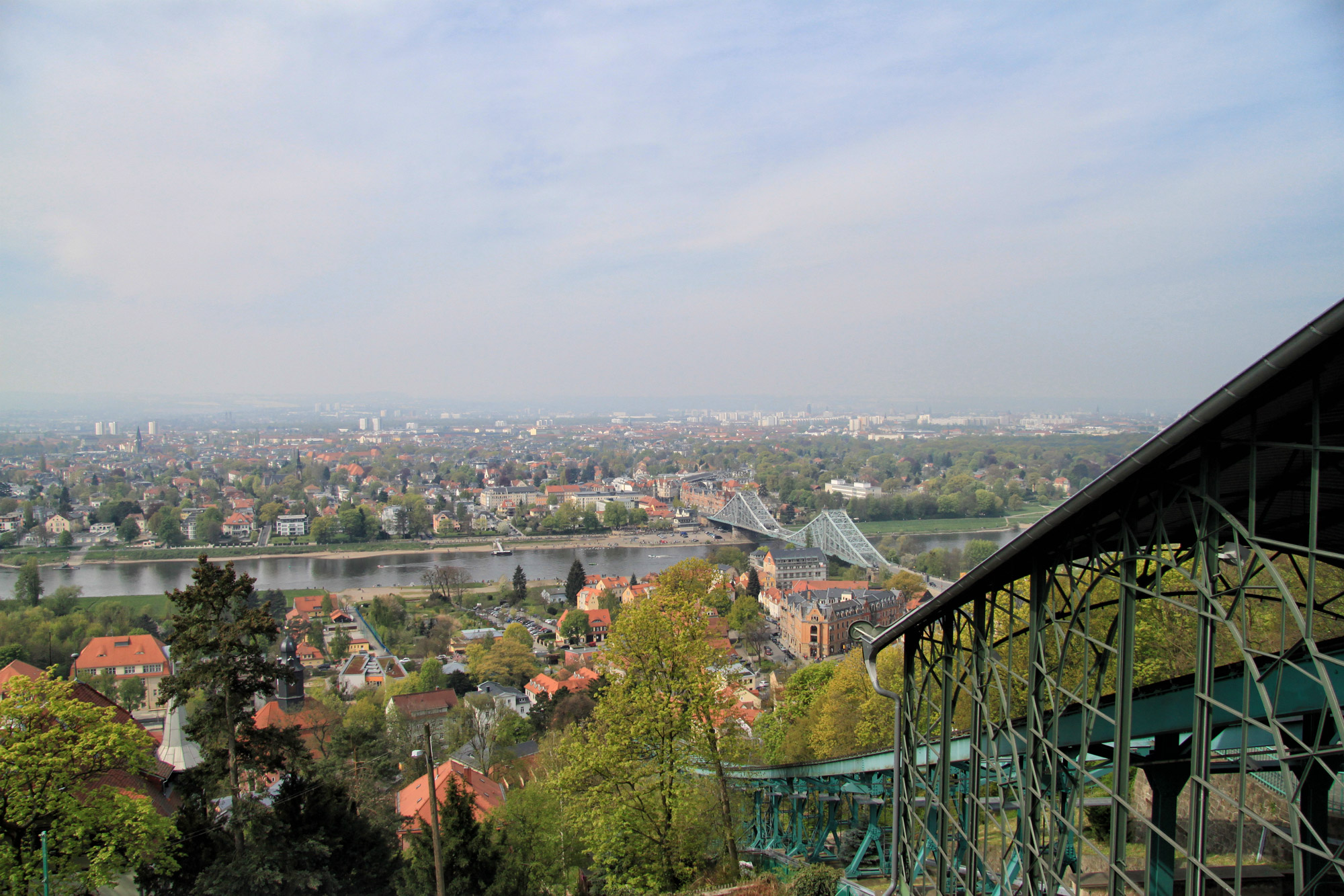 Dresden tips - Schwebebahn