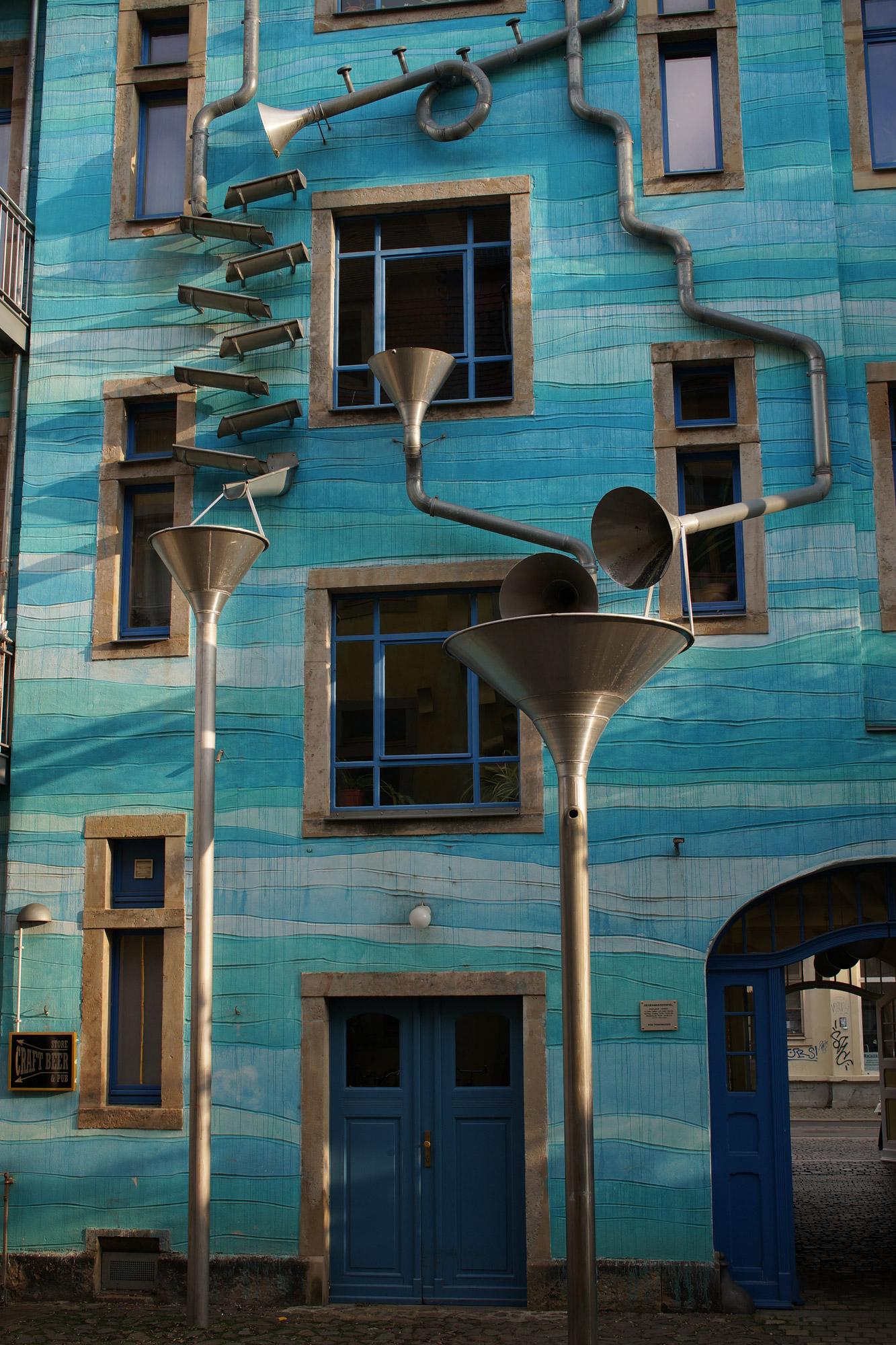 Dresden tips - Kunst in de Neustadt