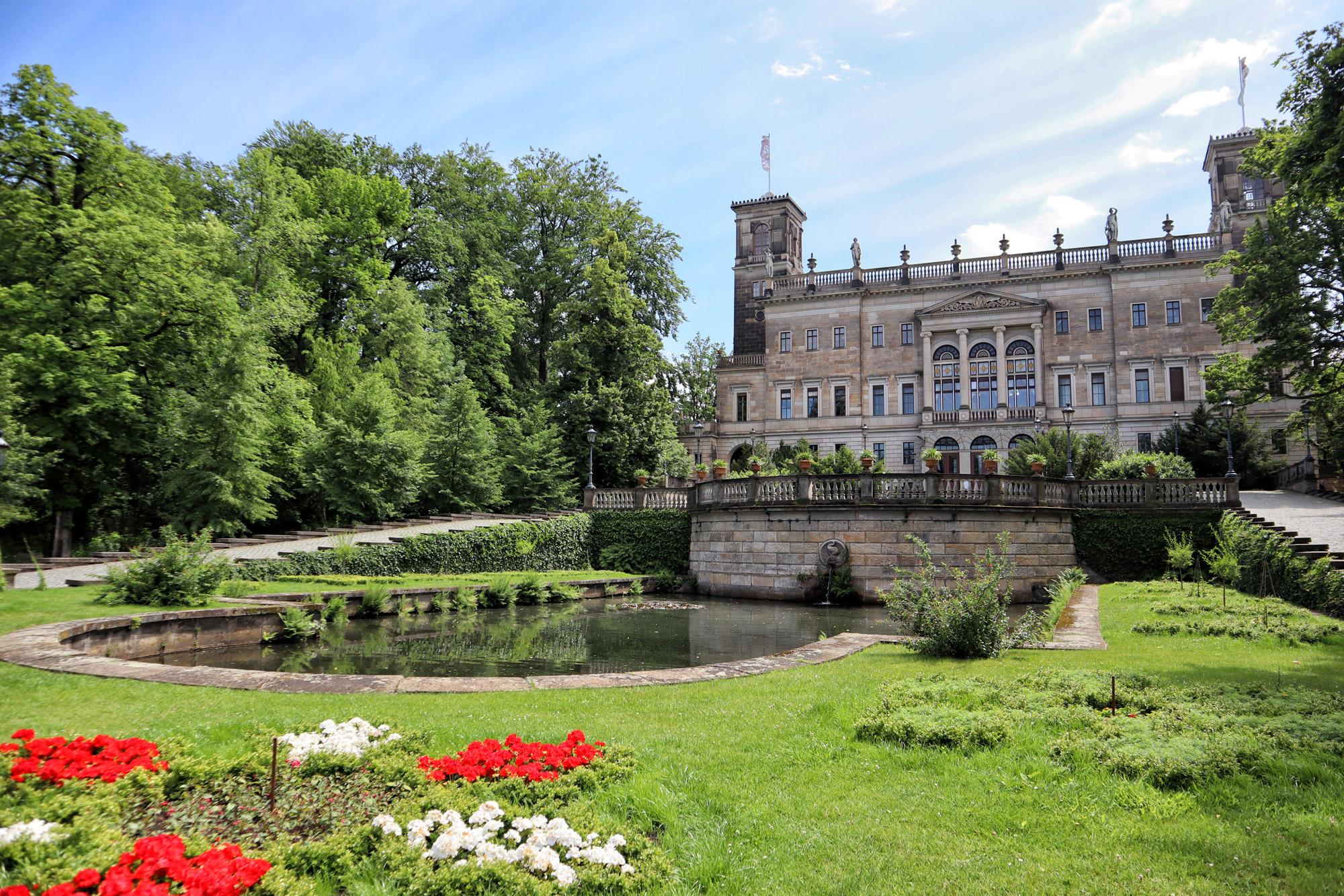 Dresden tips - Schloss Albrechtsberg