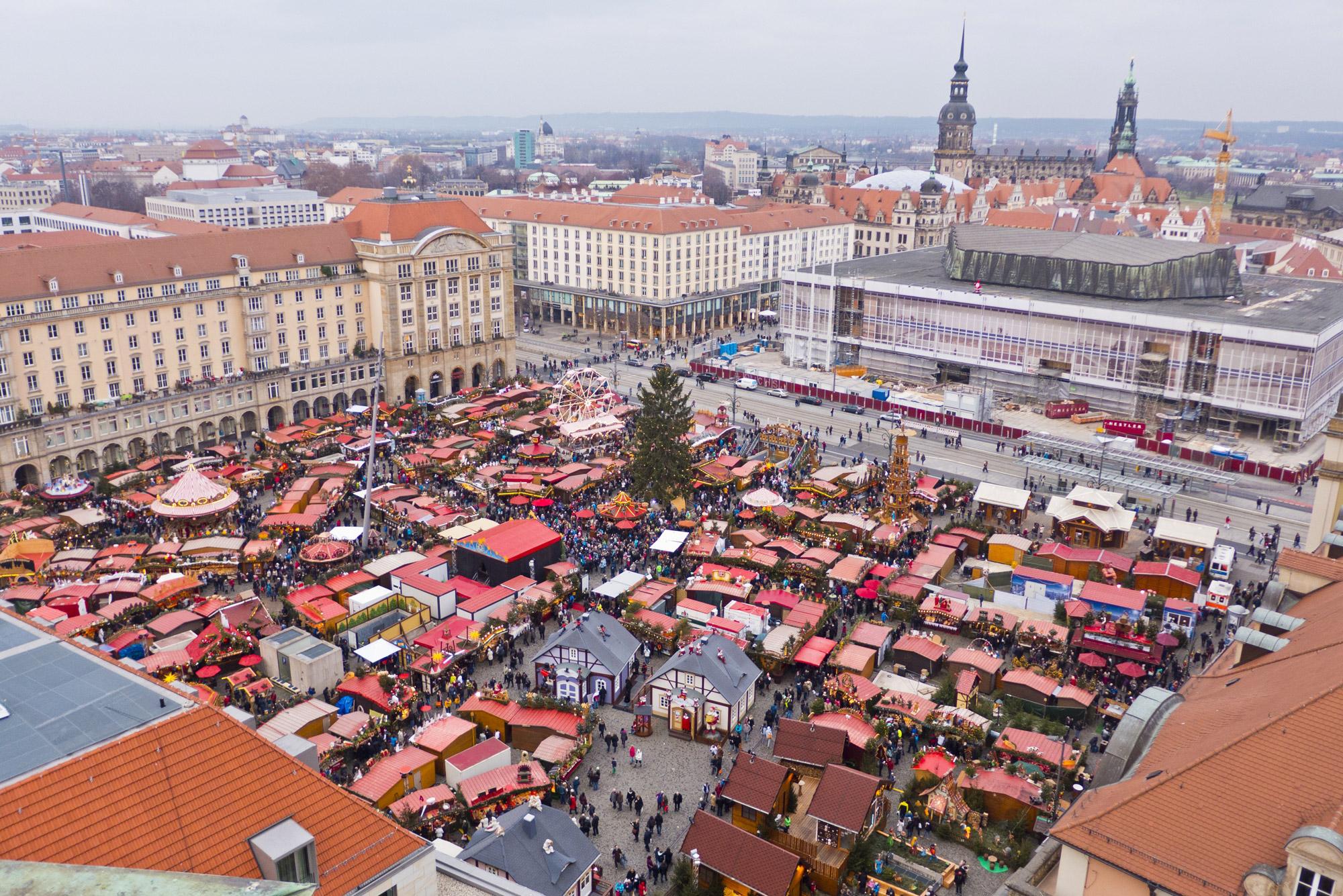 Dresden tips - Striezelmarkt