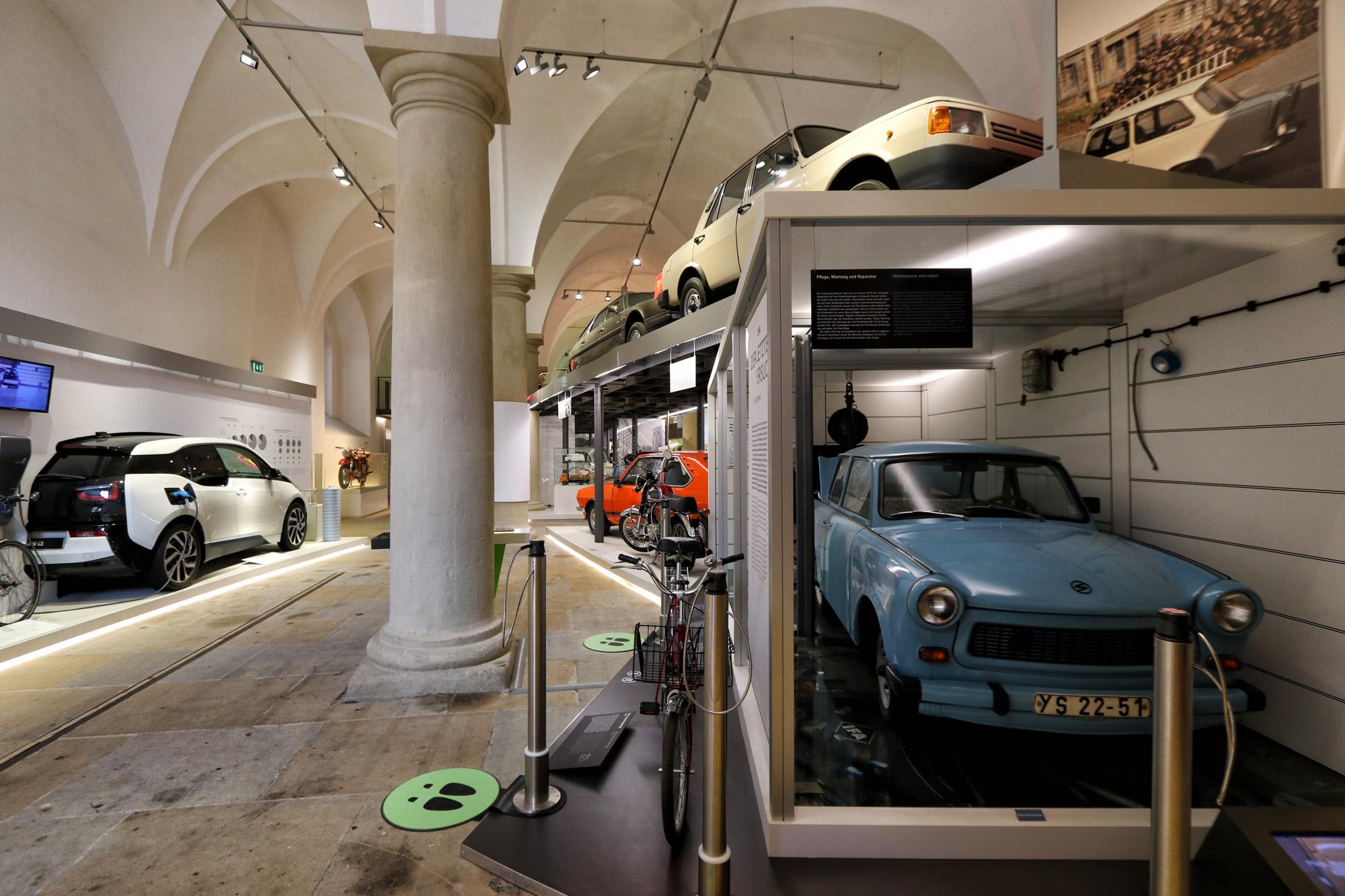 Dresden tips - Verkehrsmuseum