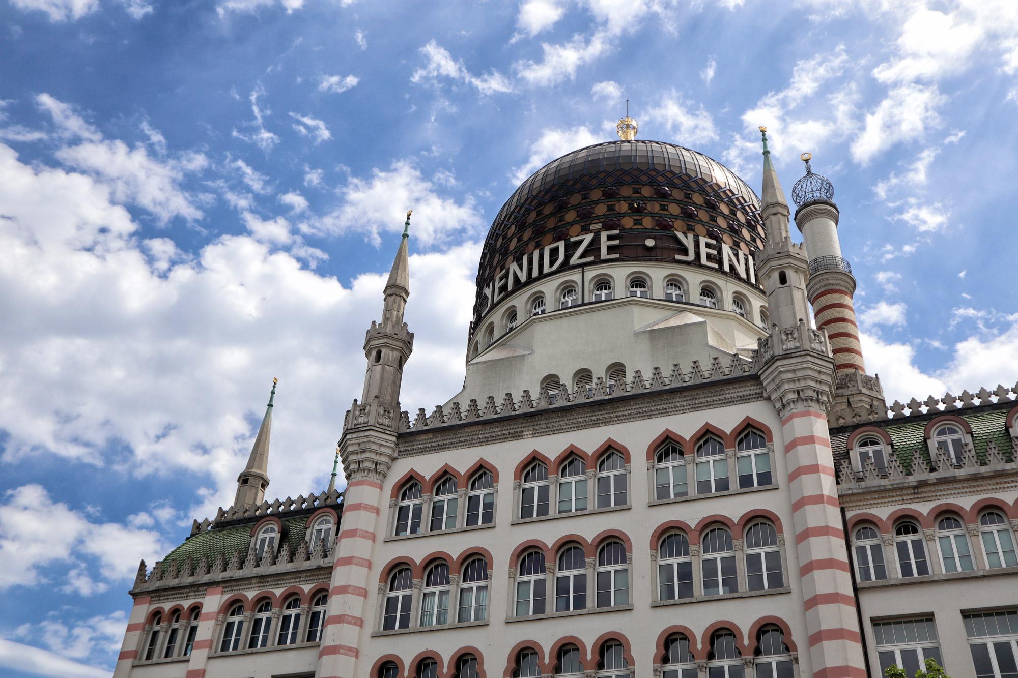 Dresden tips - Yenidze