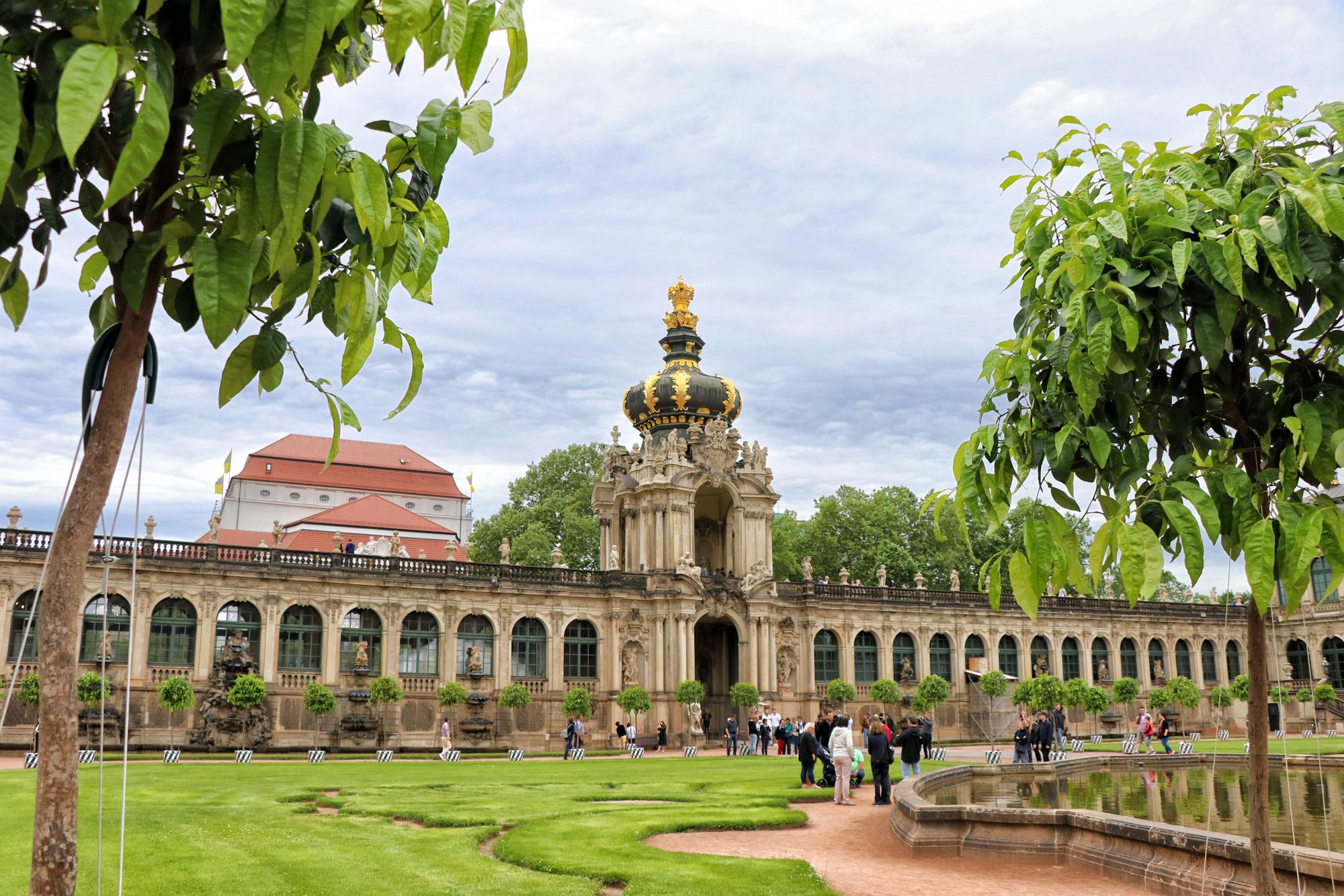 Tips voor een stedentrip Dresden - Zwinger