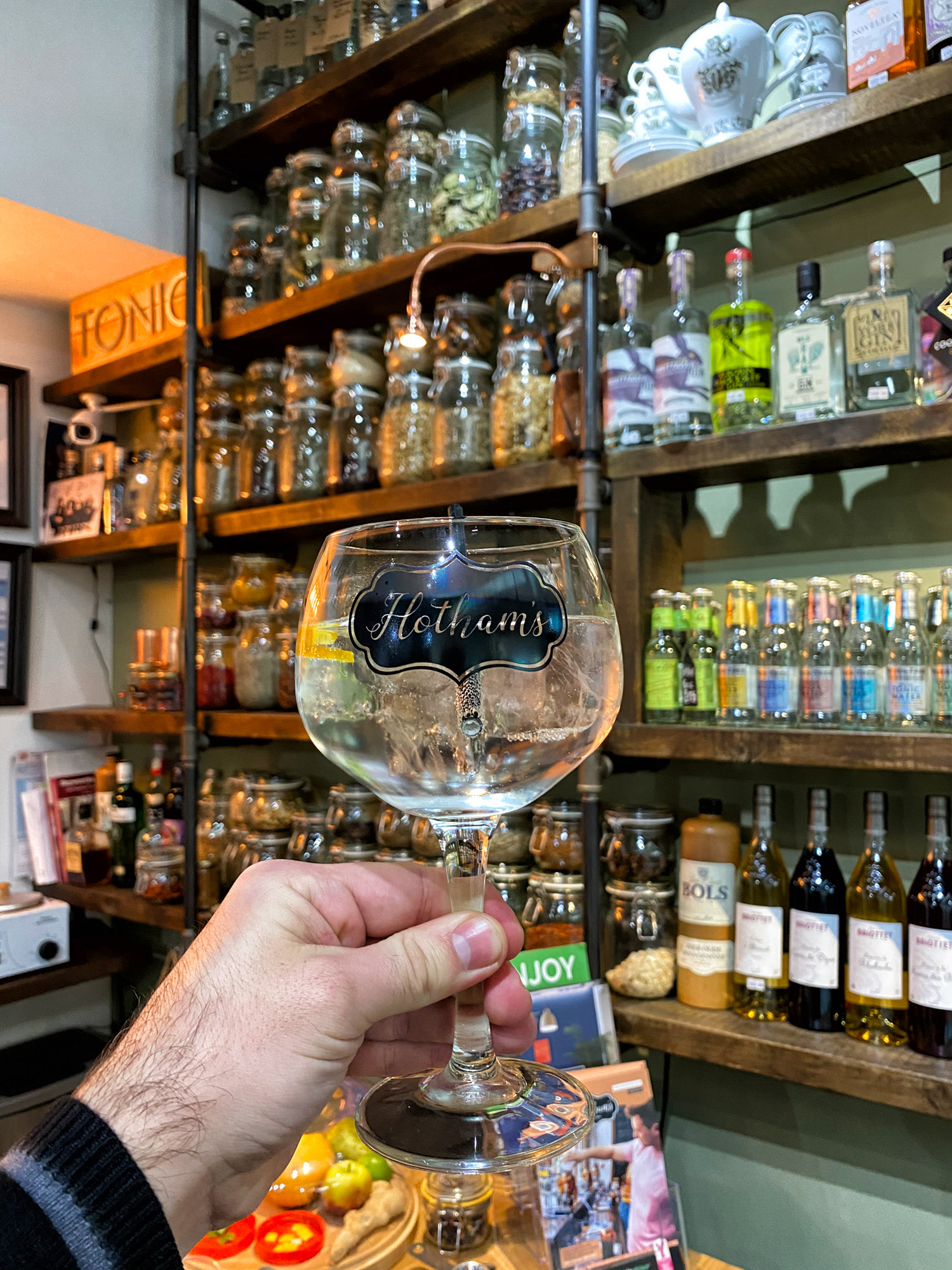 Stedentrip Hull - Hotham's Gin School and Distillery