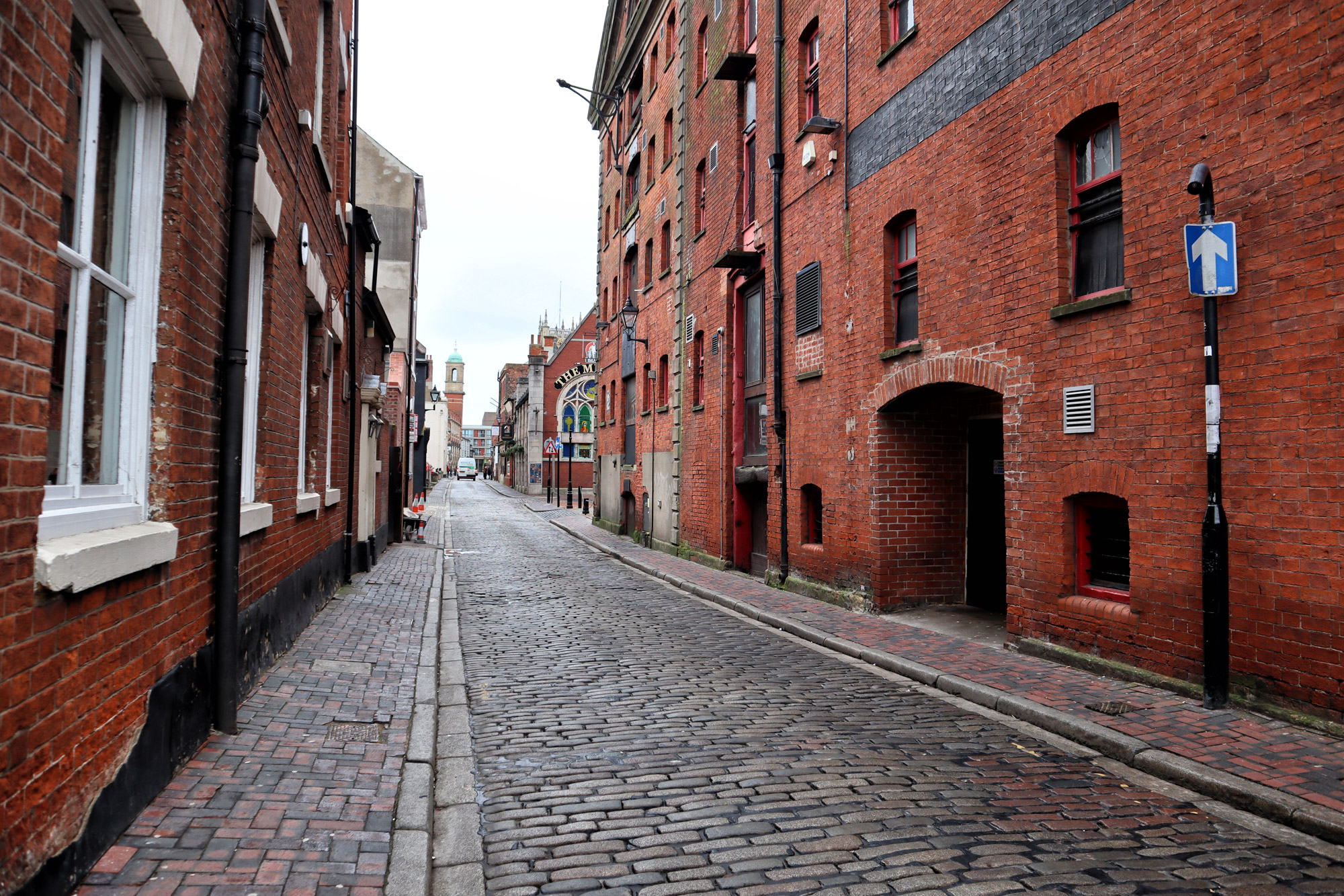 Stedentrip Hull - Old Town