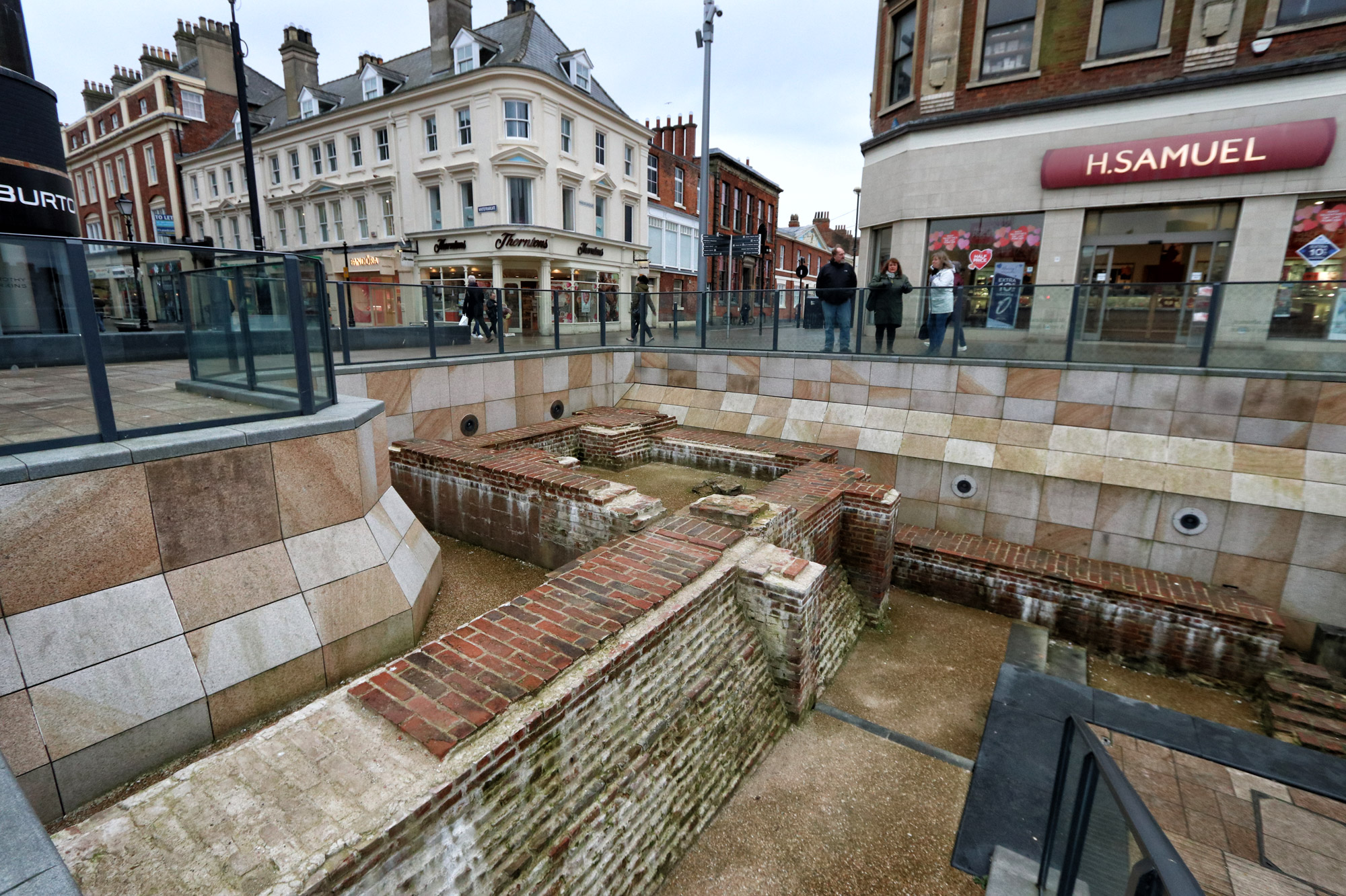Stedentrip Hull - Beverley Gate