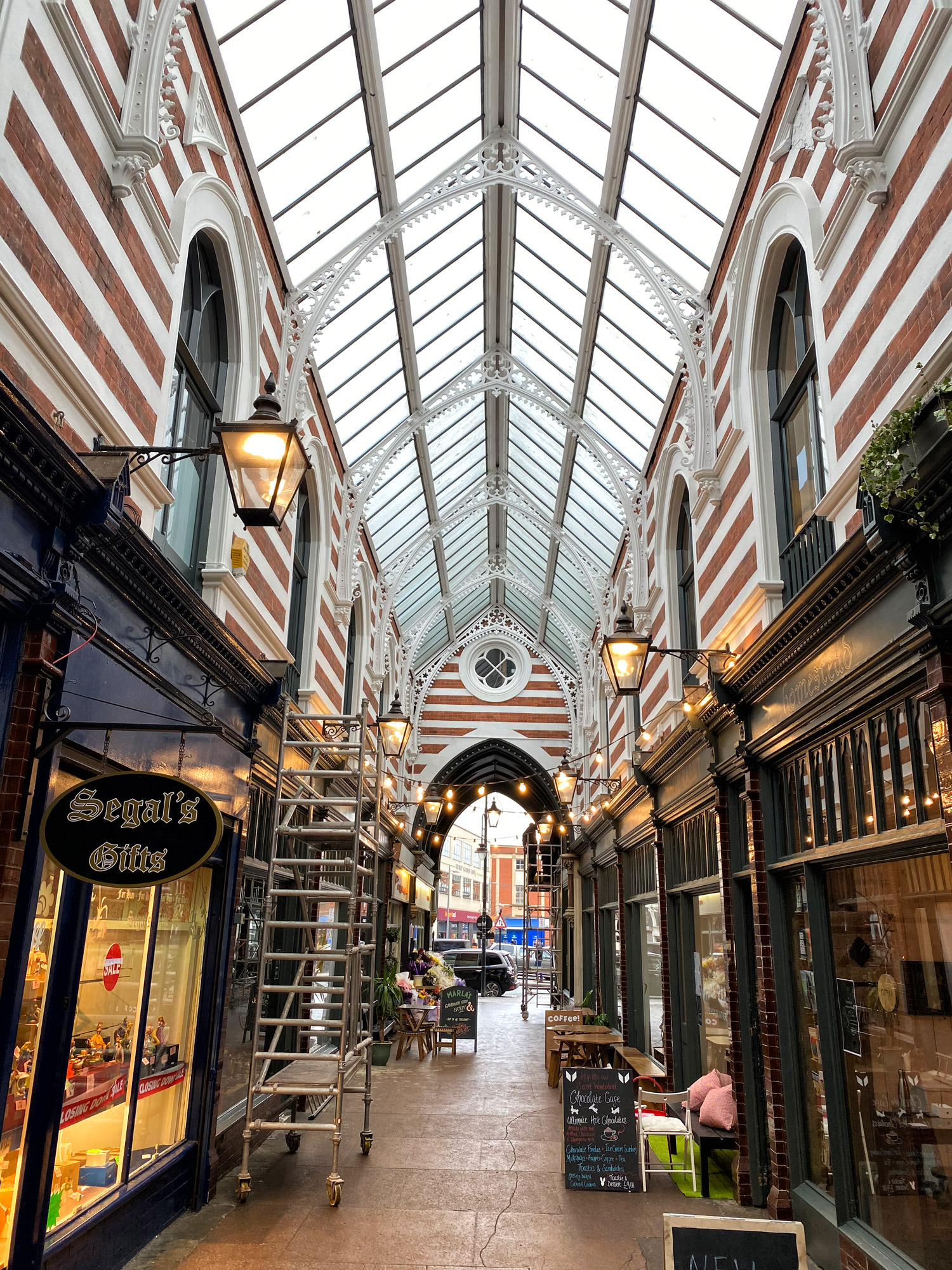 Stedentrip Hull - Paragon Arcade