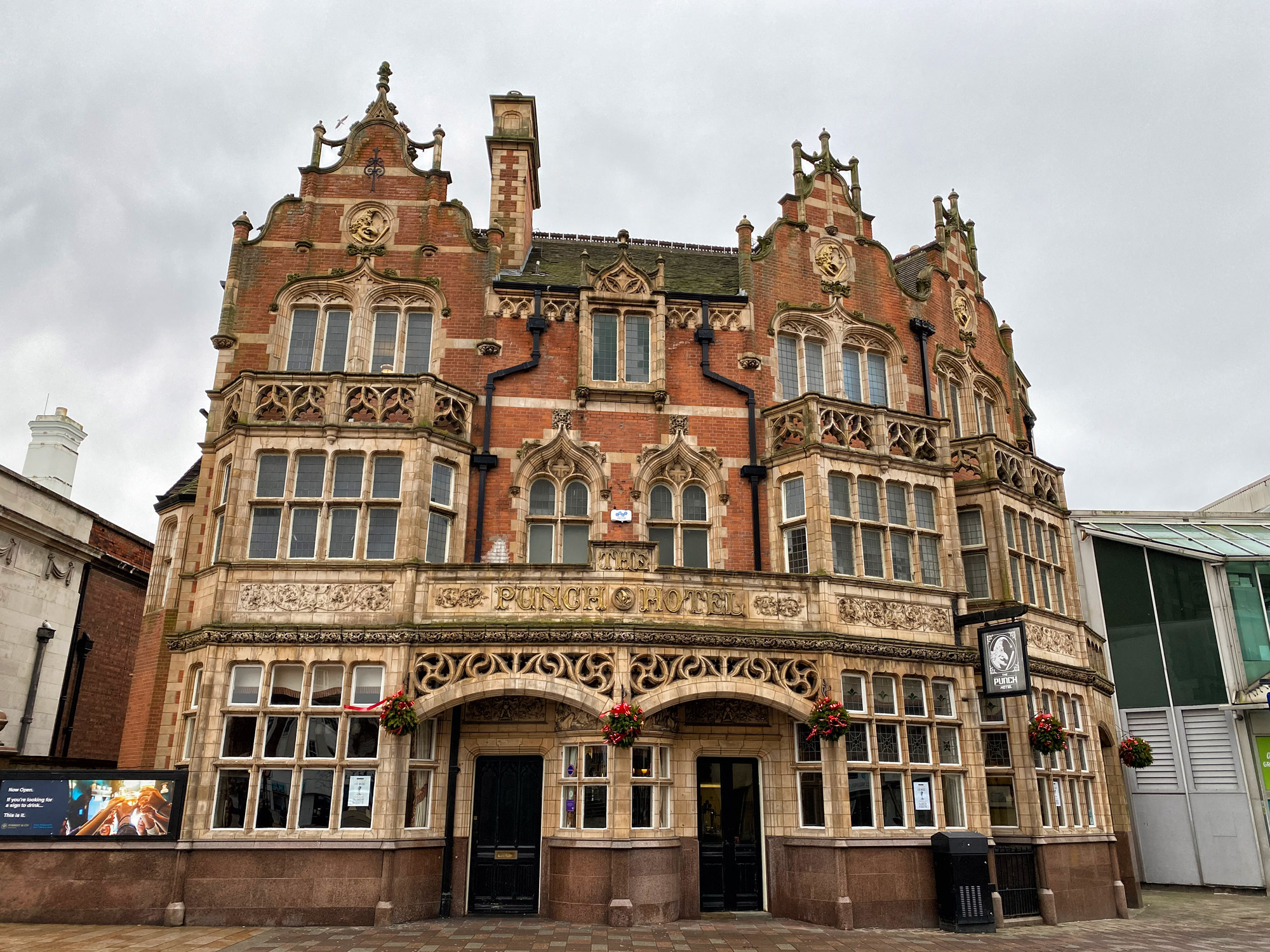 Stedentrip Hull - The Punch Hotel