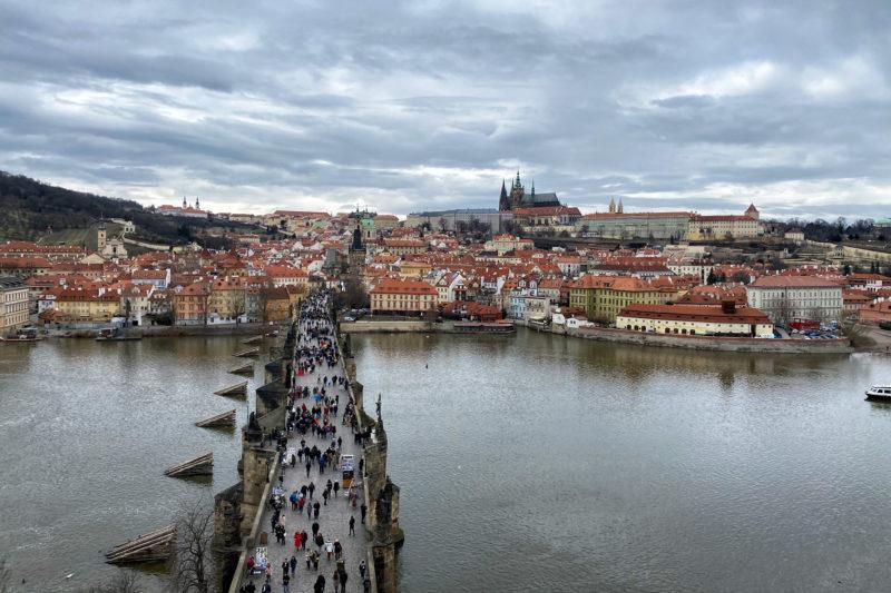 Foto van de maand Februari 2020 - Praag, Tsjechië