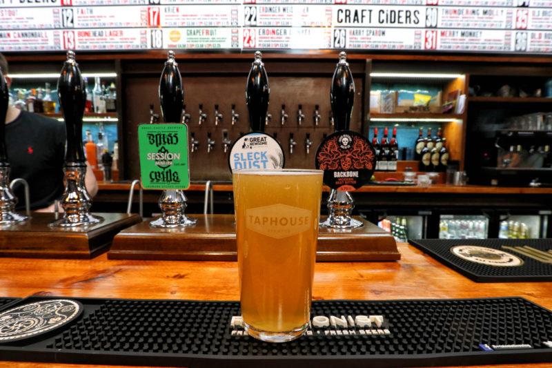 De leukste biercafés van Hull - Taphouse Brewpub
