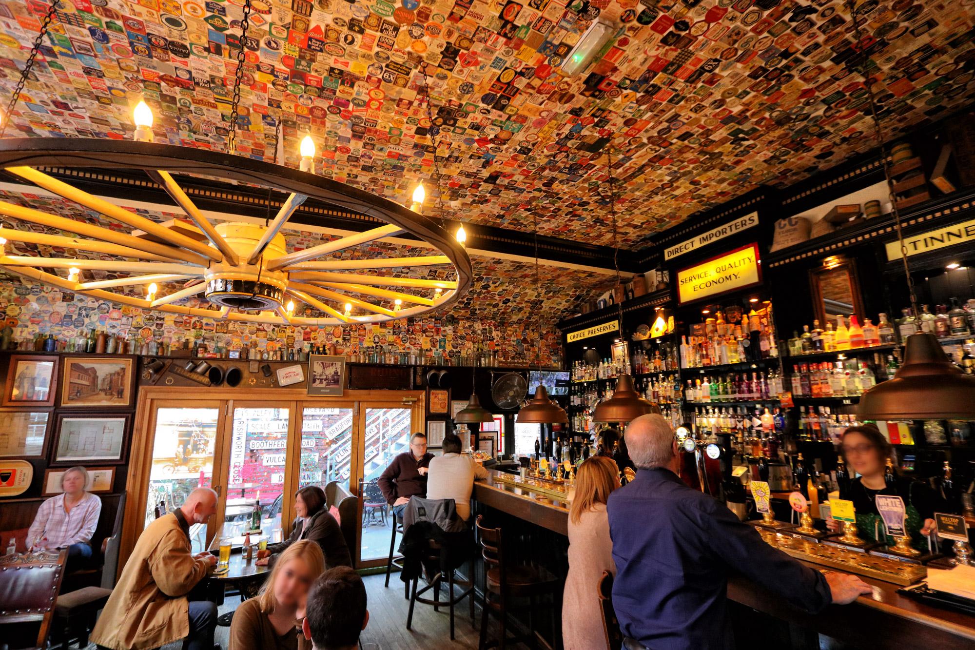 De leukste biercafés van Hull - Lion & Key
