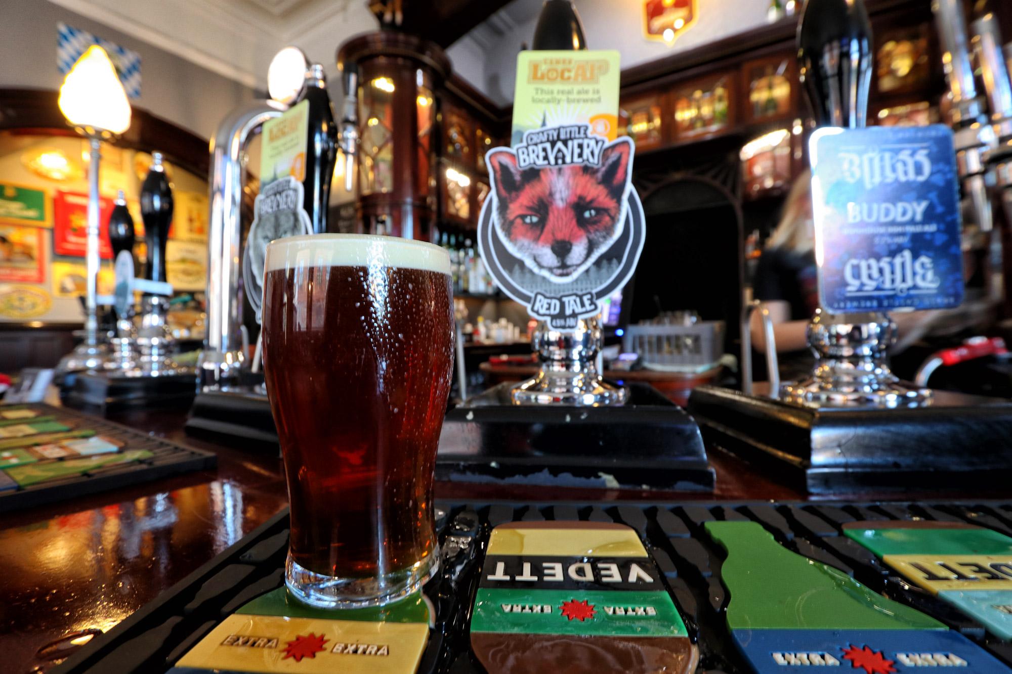 De leukste biercafés van Hull - The White Hard Pub