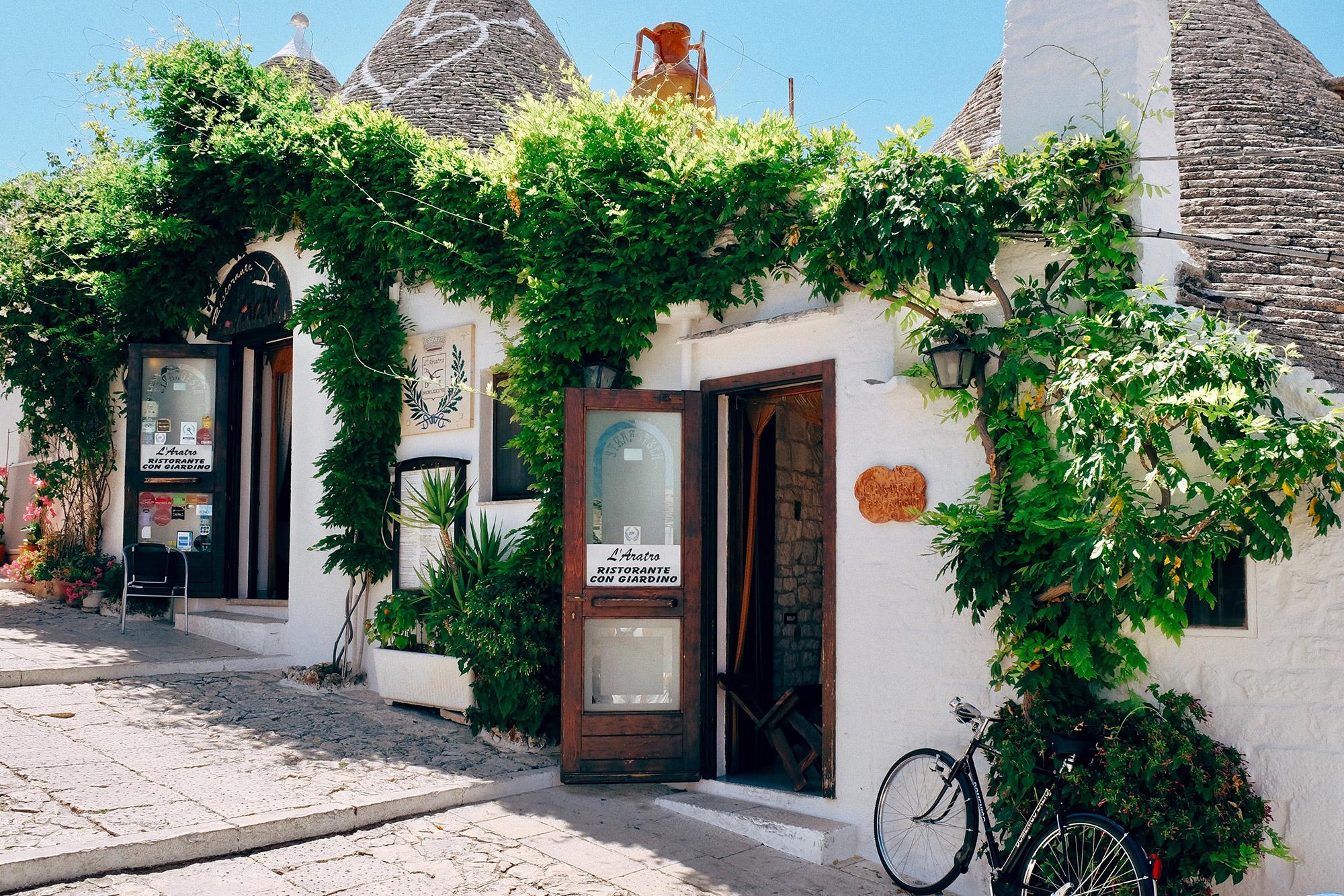 Rondreis Puglia - Alberobello