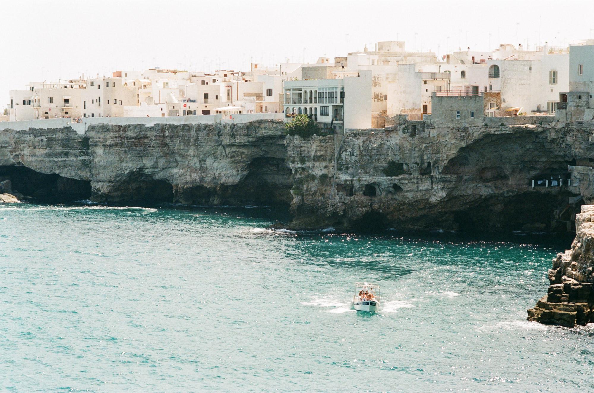 Rondreis Puglia - Polignano a Mare