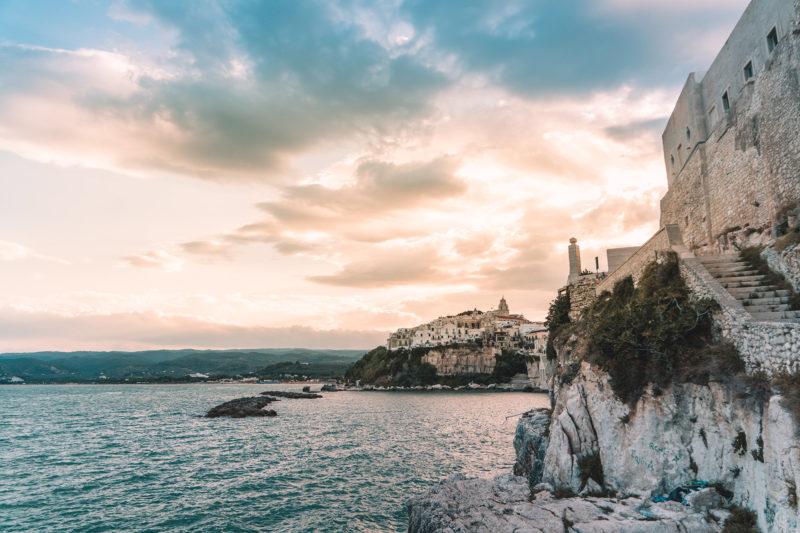 Rondreis Puglia - Torre Vieste