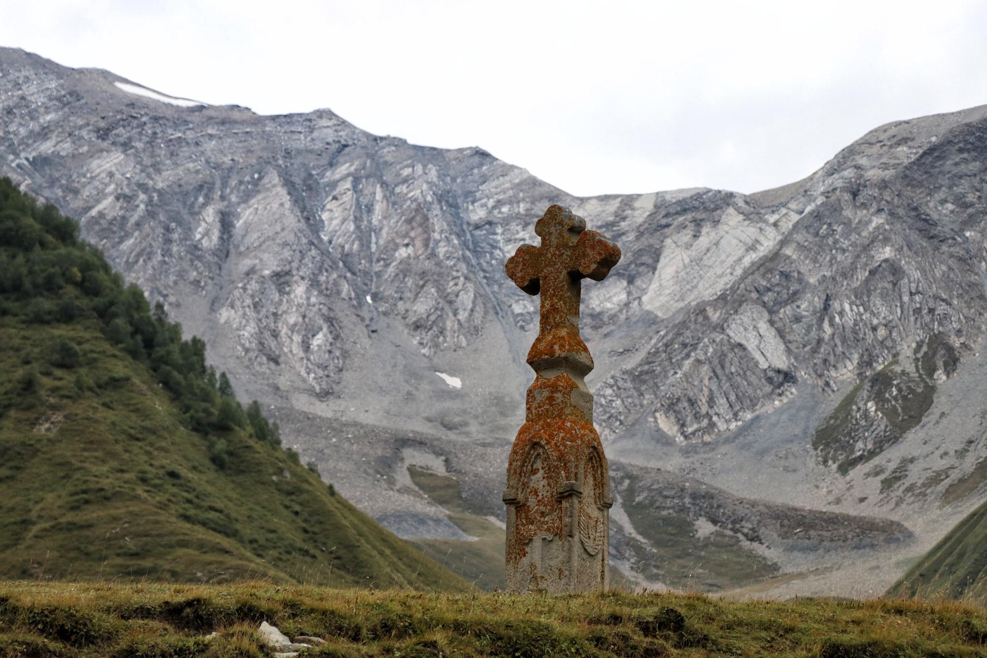 Wandeling: Truso Vallei in Georgië