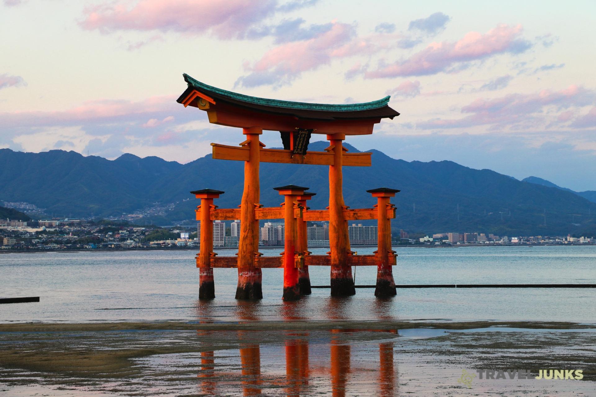 Traveljunks - Miyajima