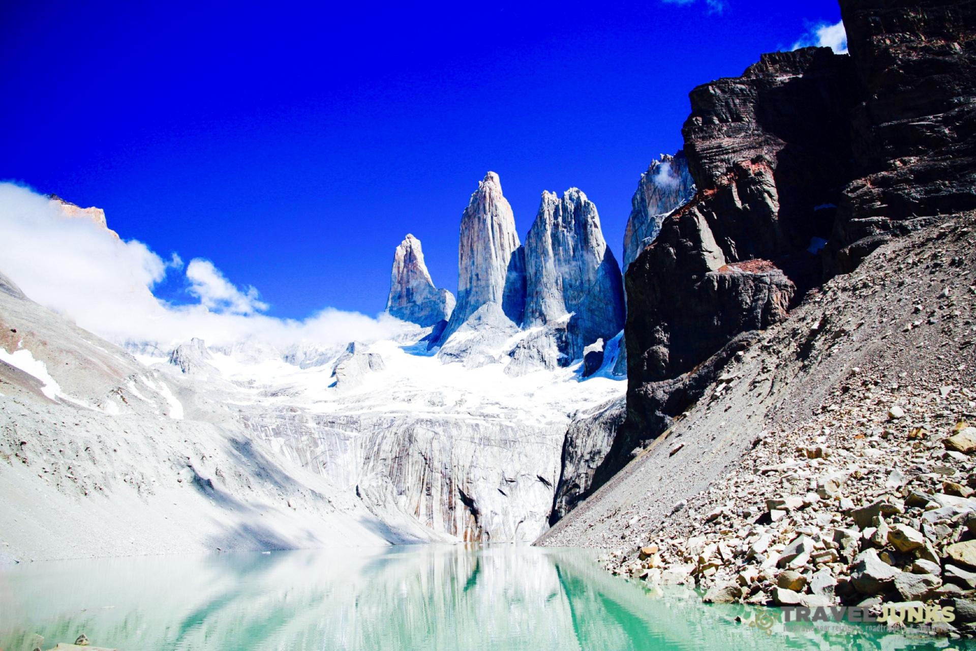 Traveljunks - Torres del Paine