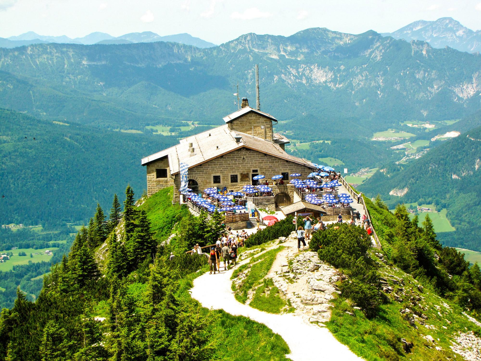 Op mijn wishlist: Berchtesgadener Land