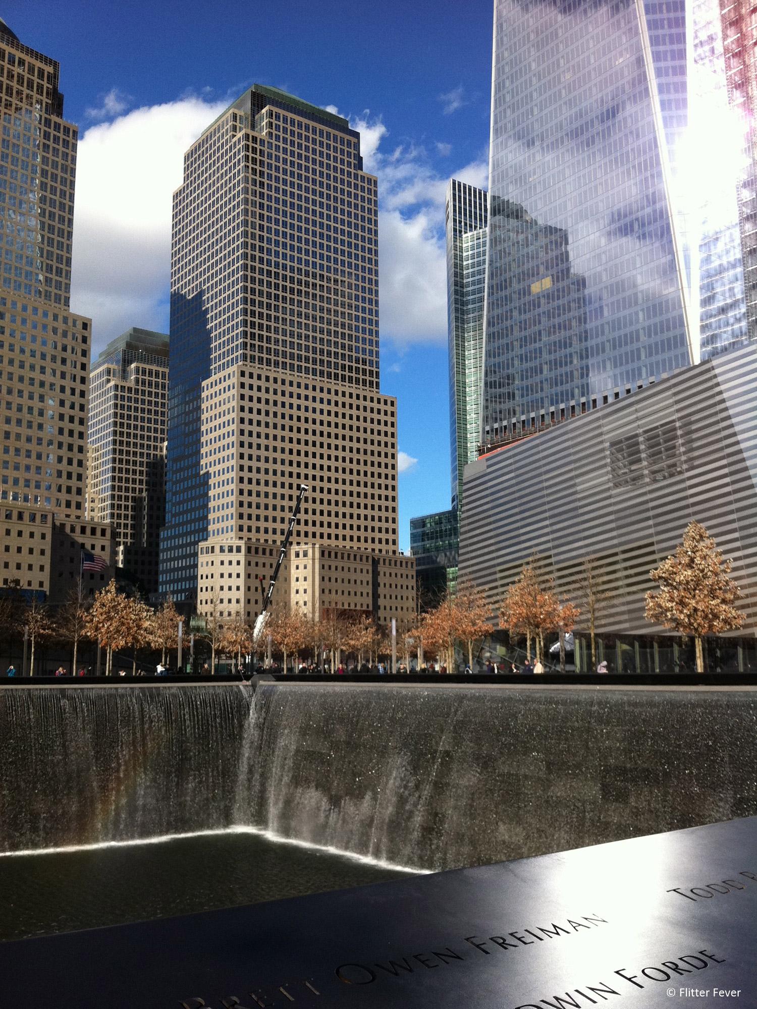 Flitter Fever - Ground Zero in New York