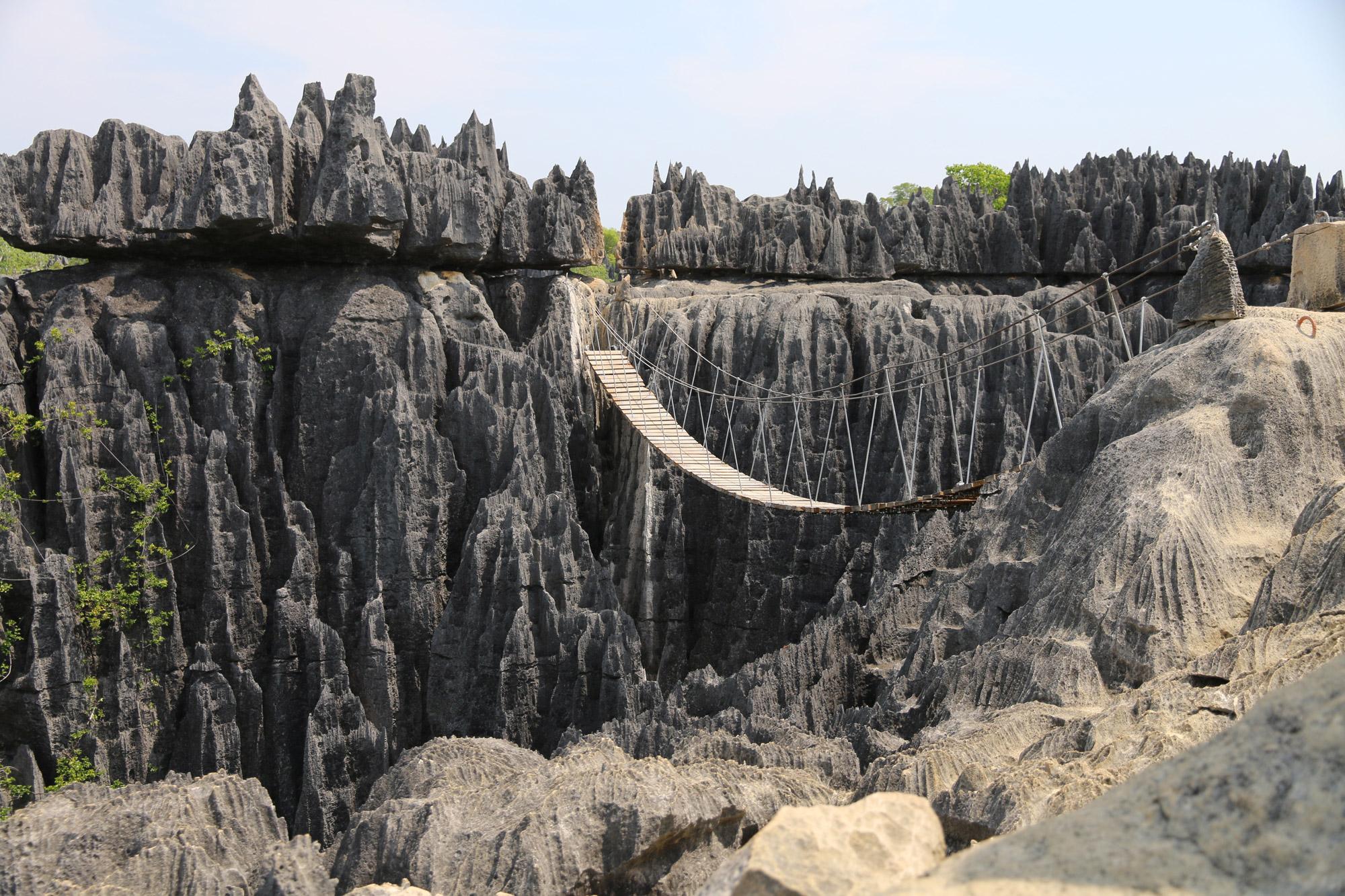 Reisroute Madagascar