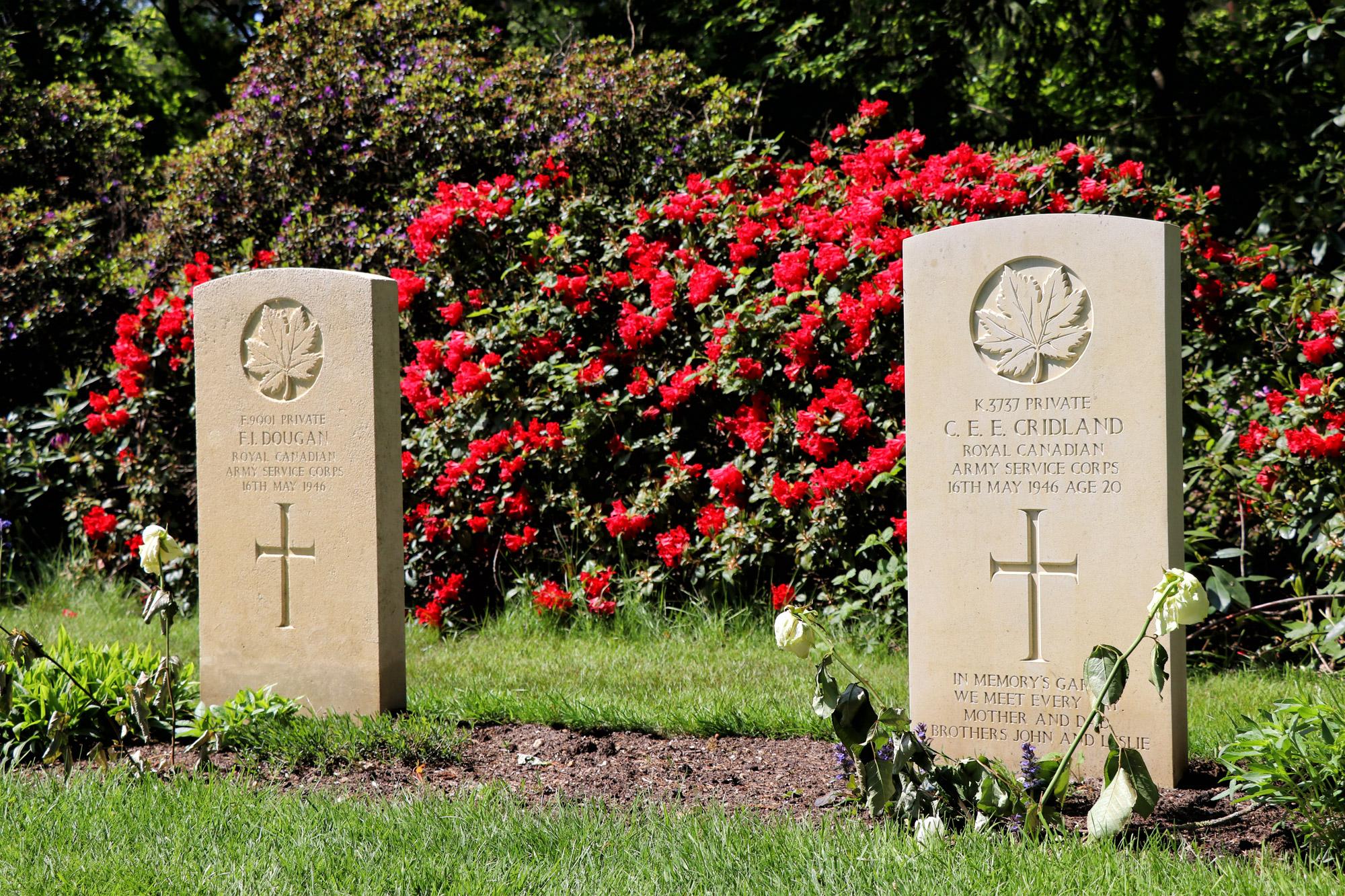 Canadese Begraafplaats Holten