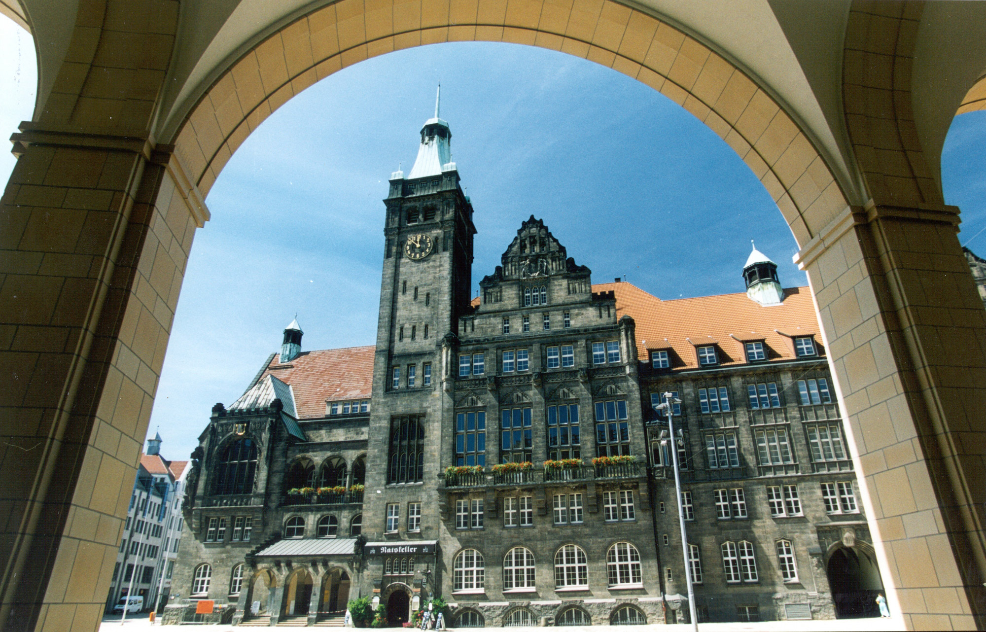 De mooiste steden in Saksen - Chemnitz