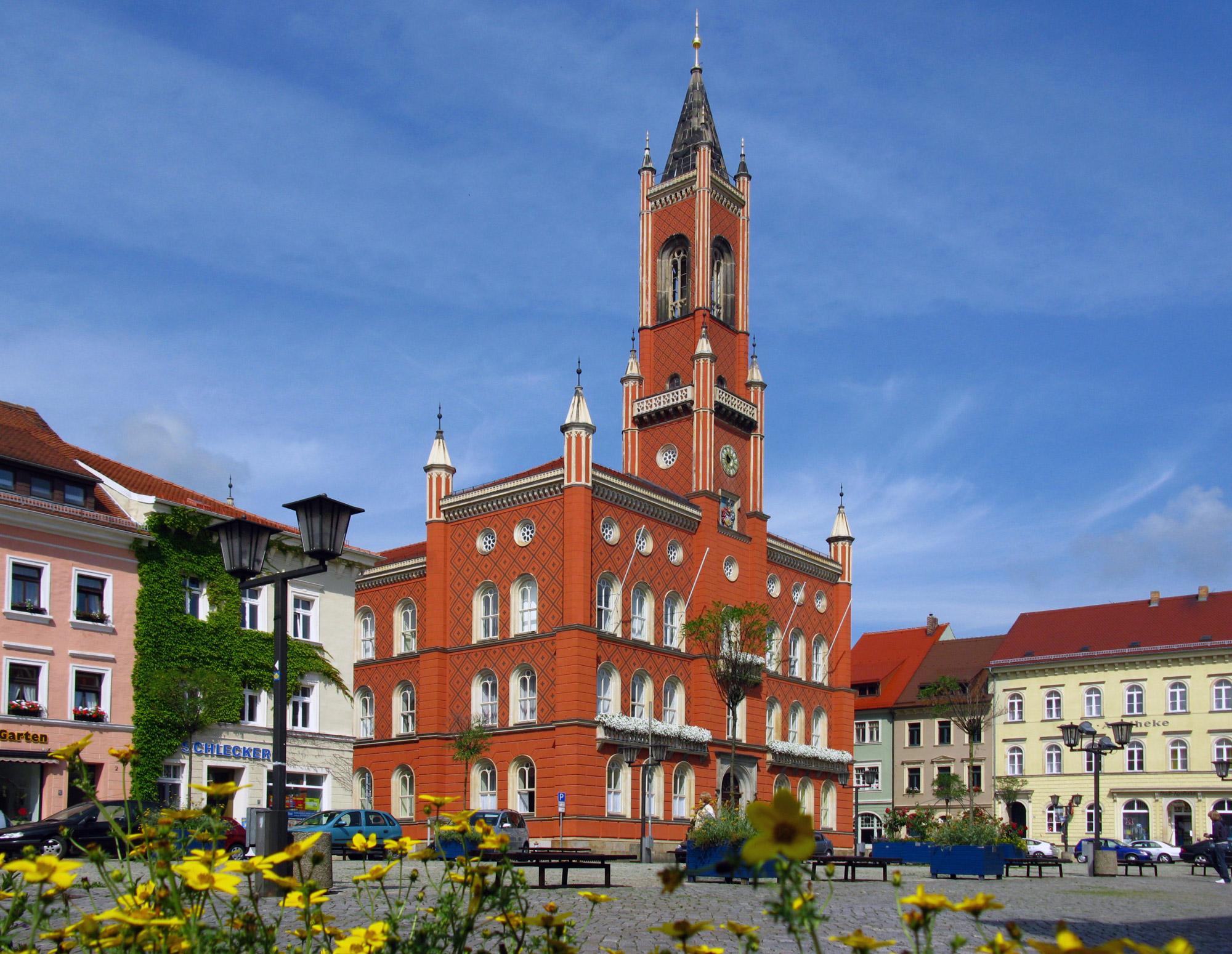 De mooiste steden in Saksen - Kamenz