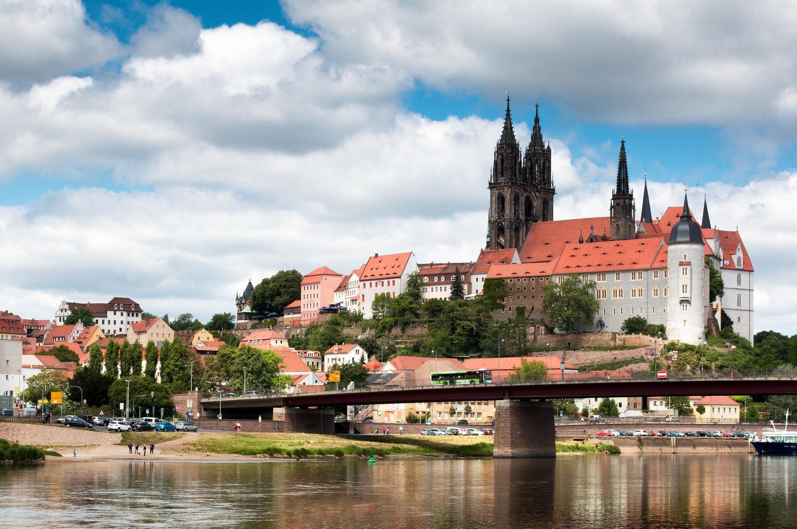 De mooiste steden in Saksen - Meissen