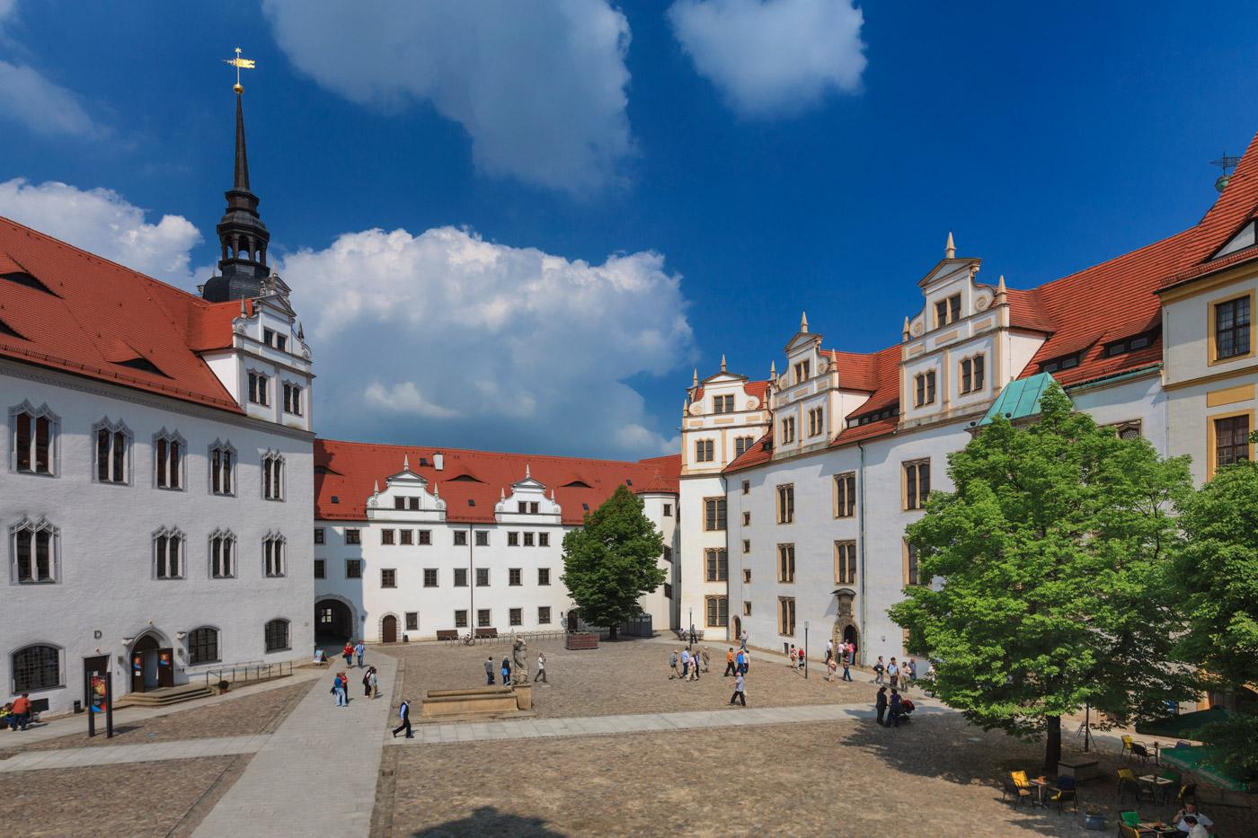 De mooiste steden in Saksen - Torgau