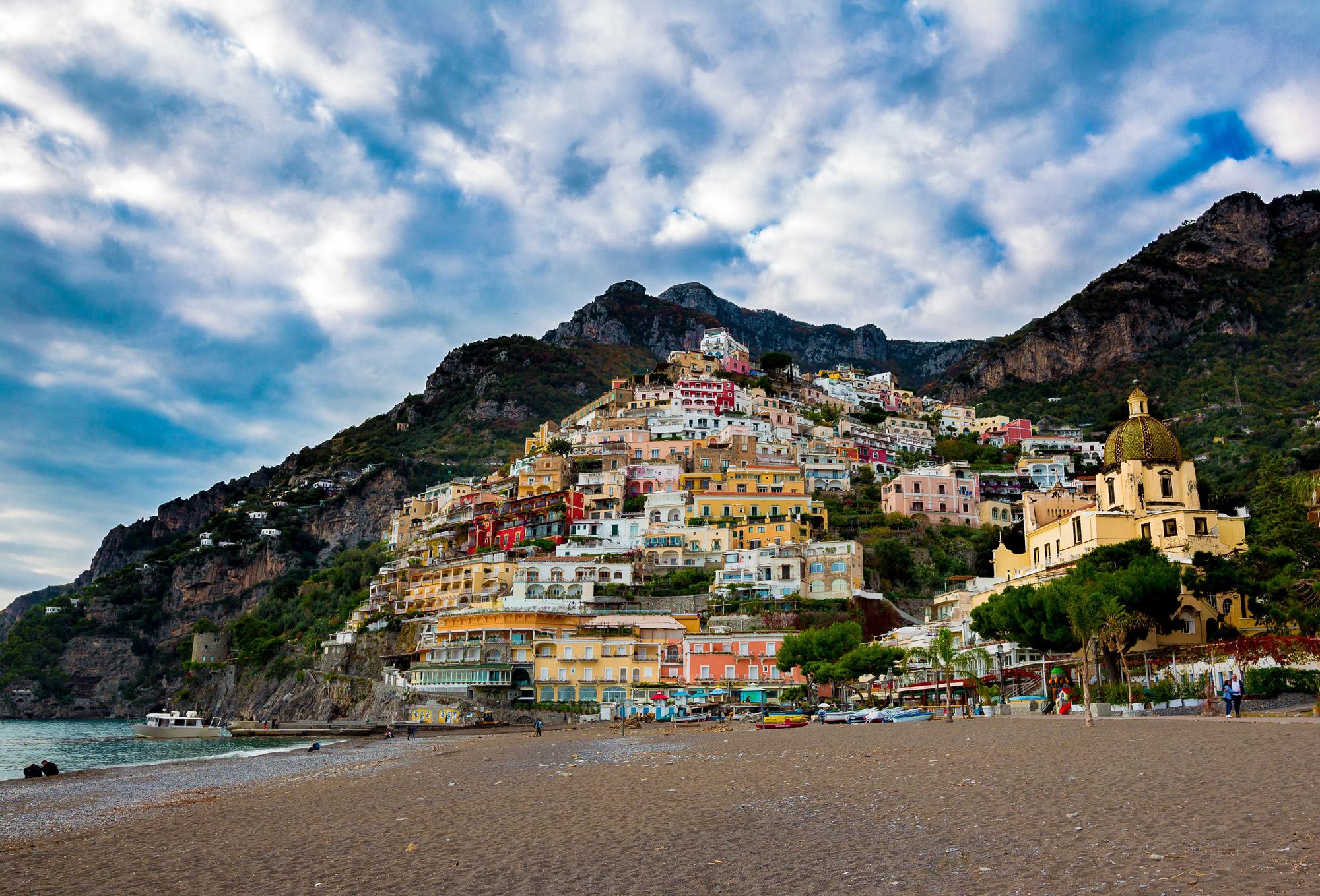 Italië - Positano