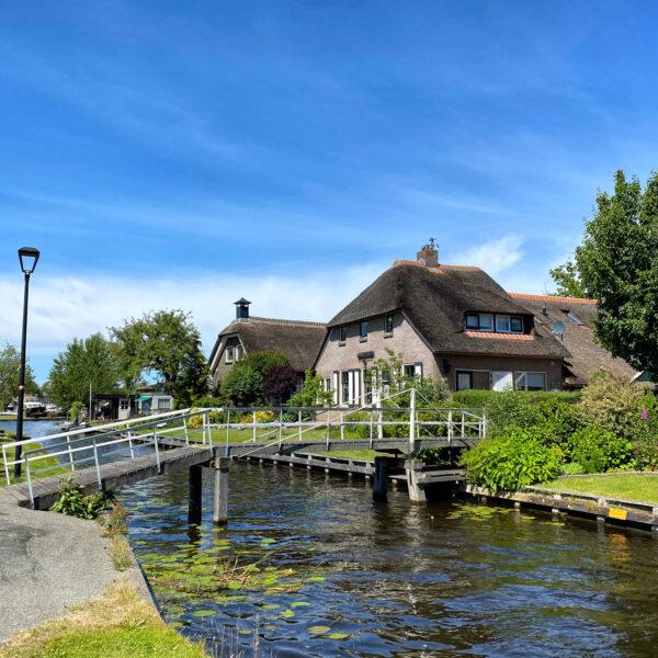 Reisverslag Weerribben-Wieden - Belt-Schutsloot