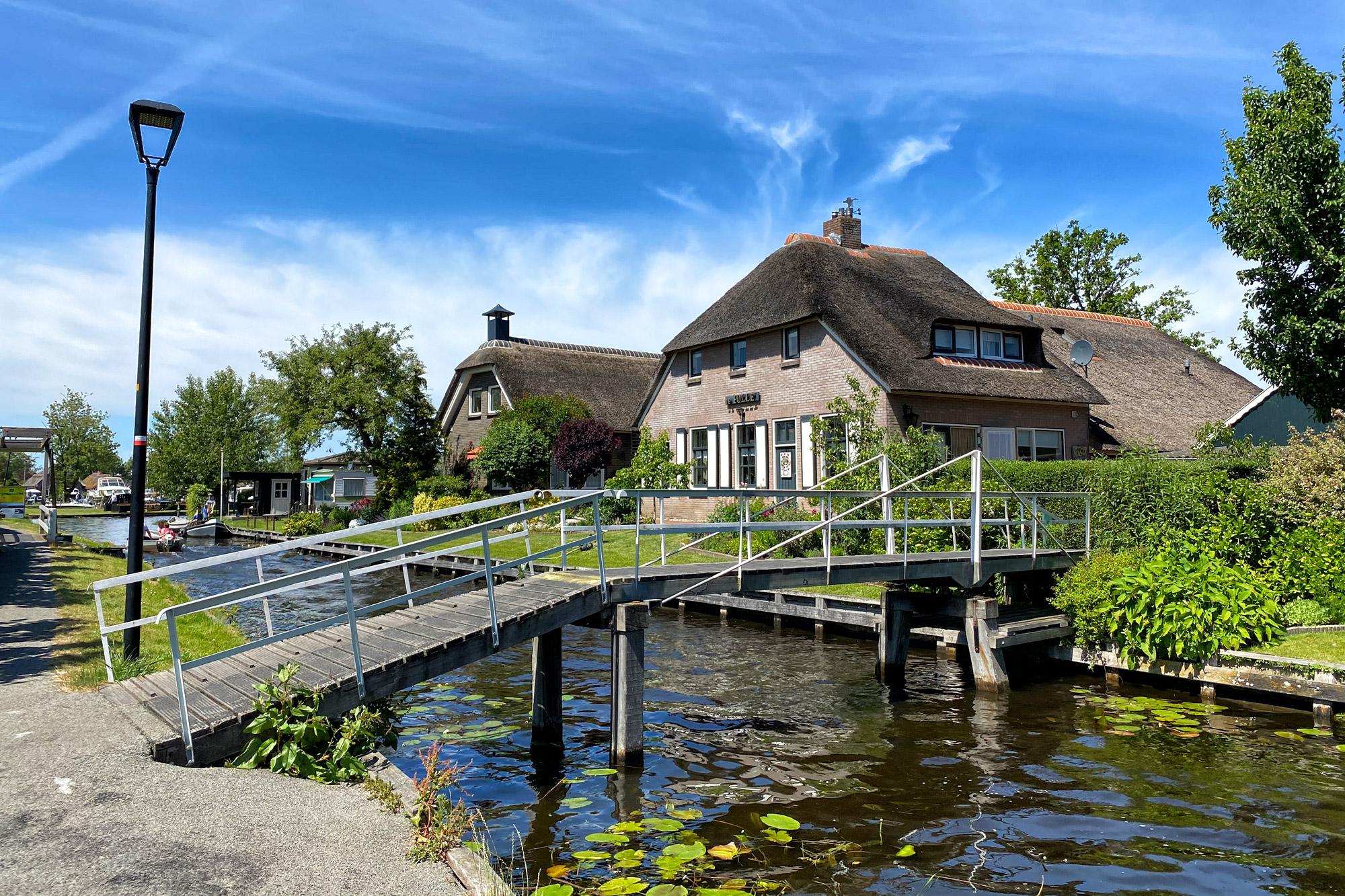 Foto van de maand juni 2020 - Giethoorn