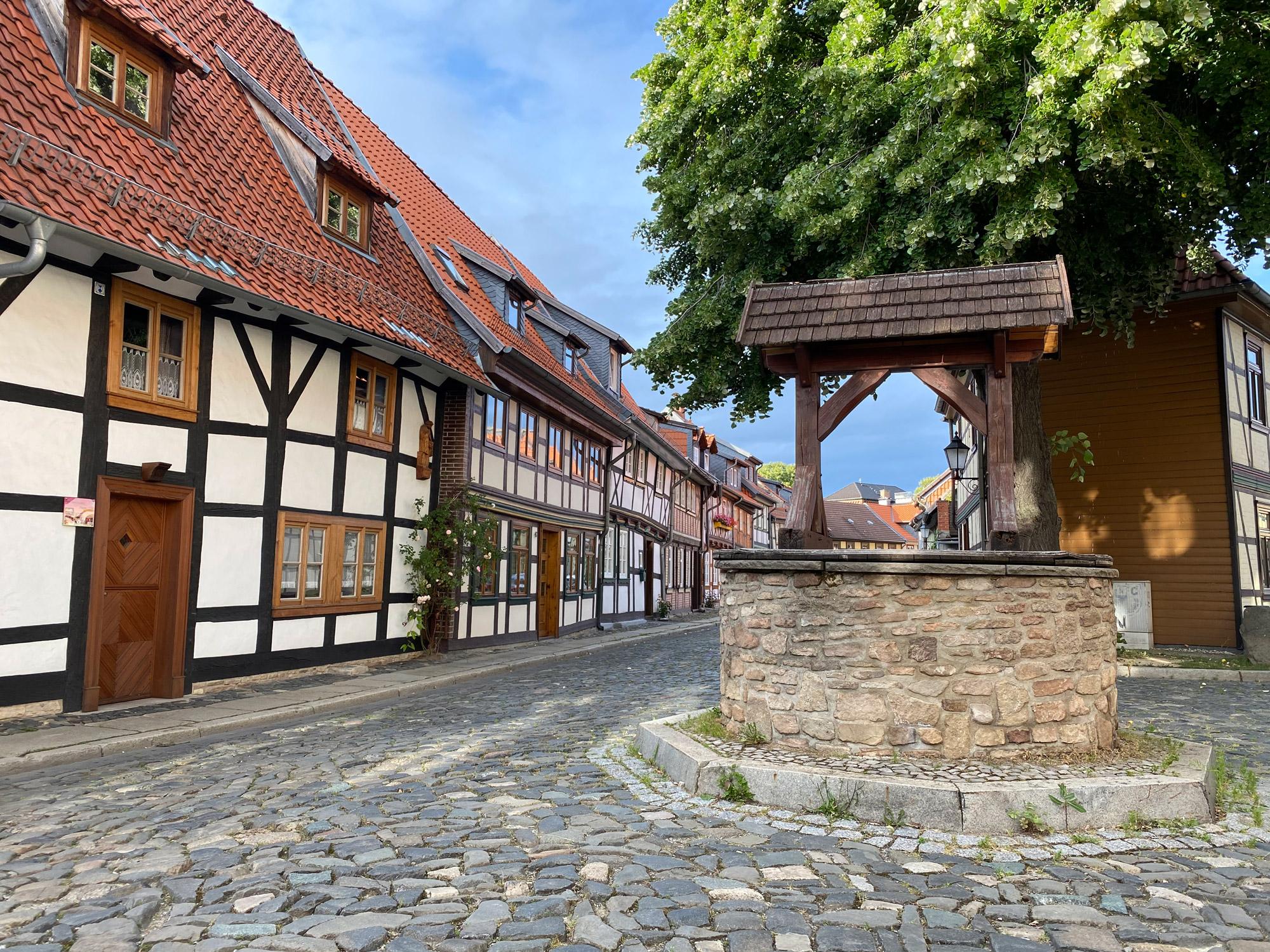 Tsjechië reis - dag 1 - Wernigerode