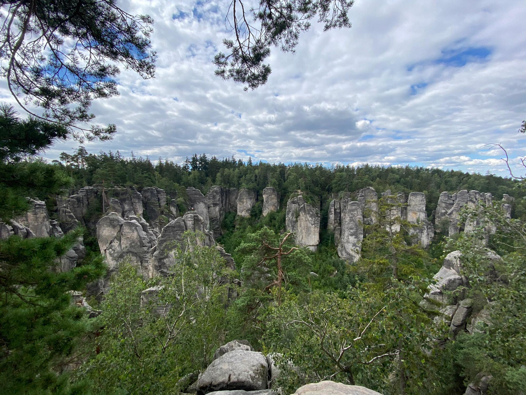 Tsjechië reis - dag 10 - Boheems Paradijs