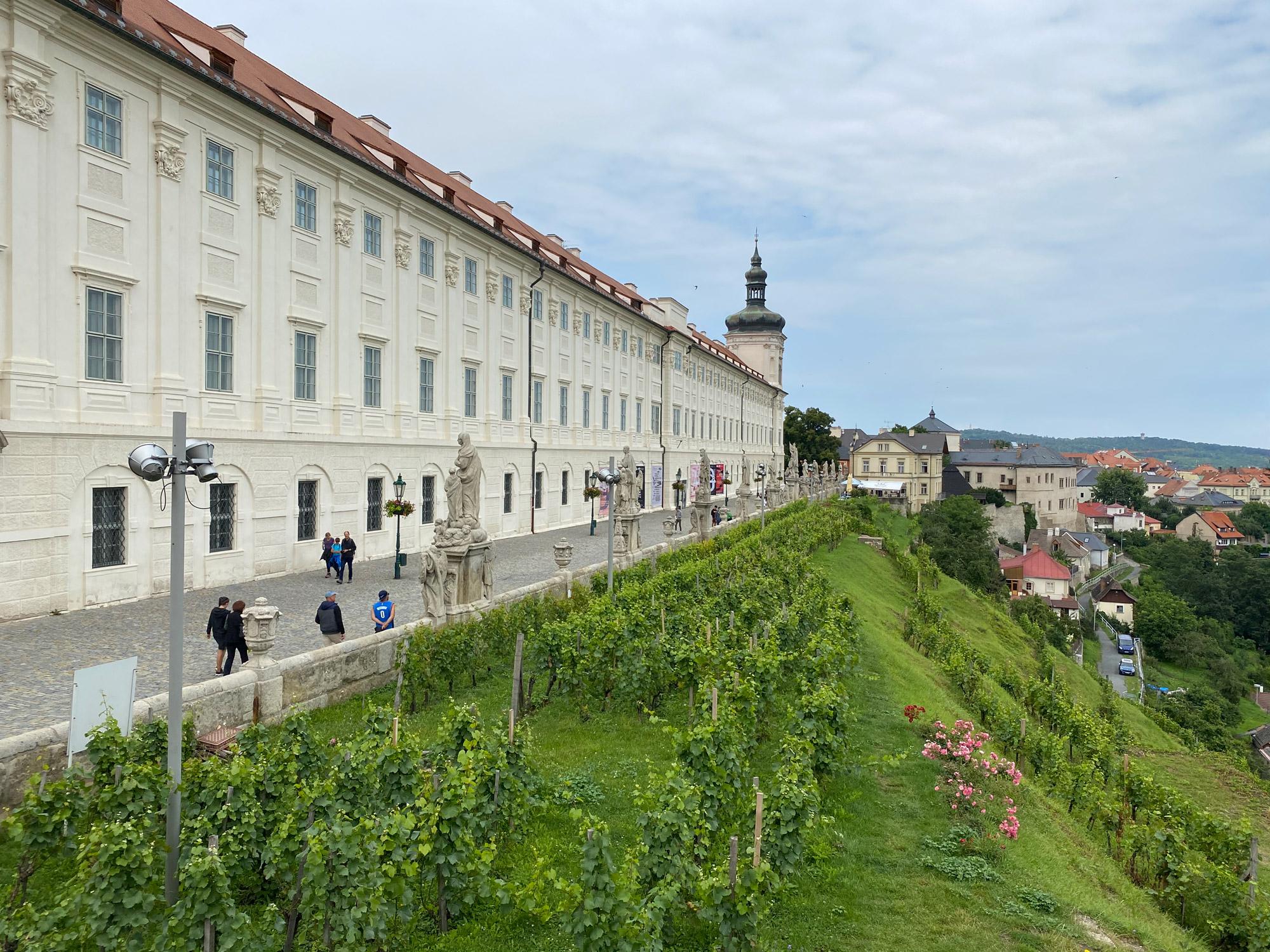Tsjechië reis - dag 13 - Kutna Hora