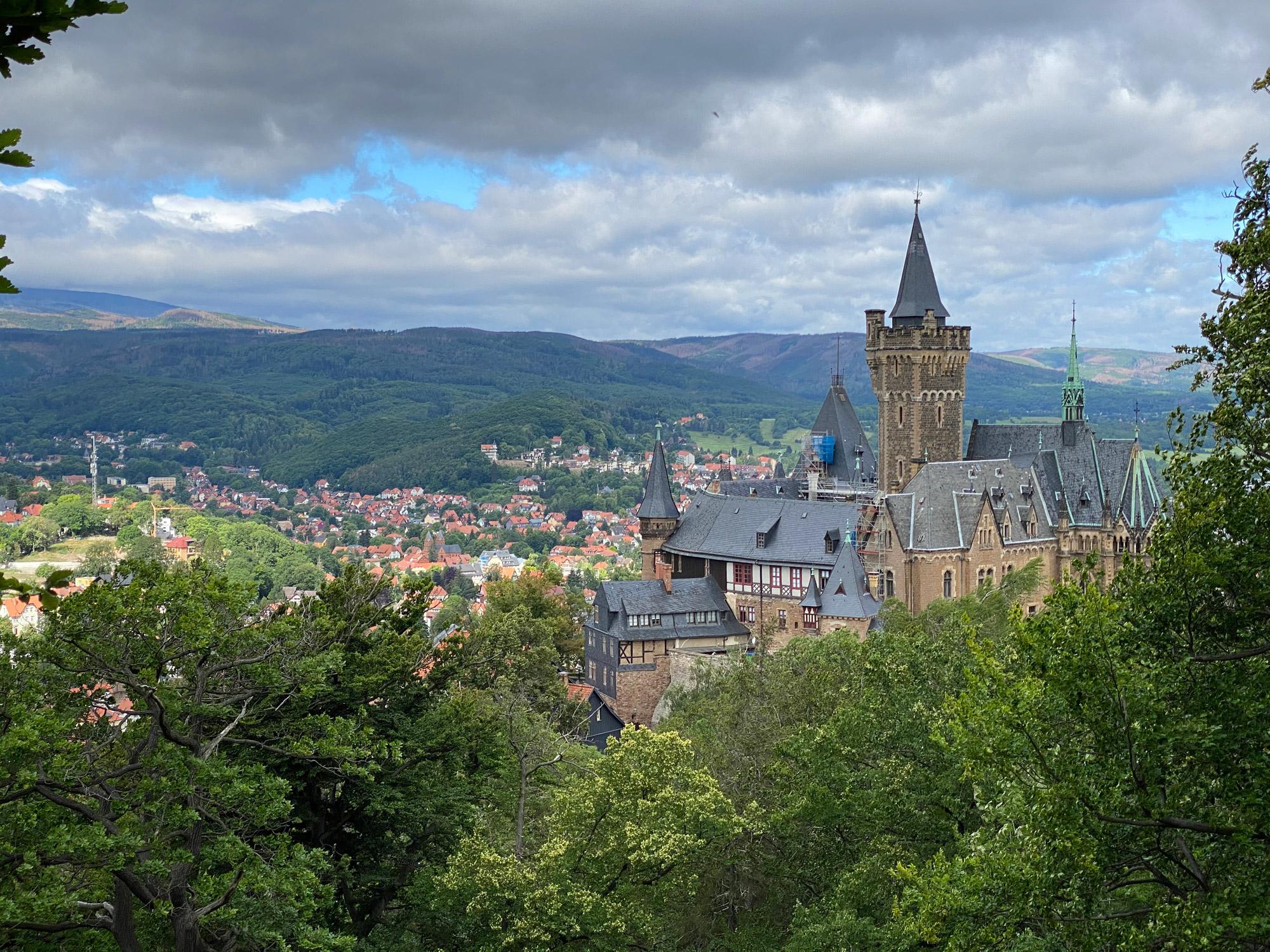 Tsjechië reis - dag 2 - Wernigerode