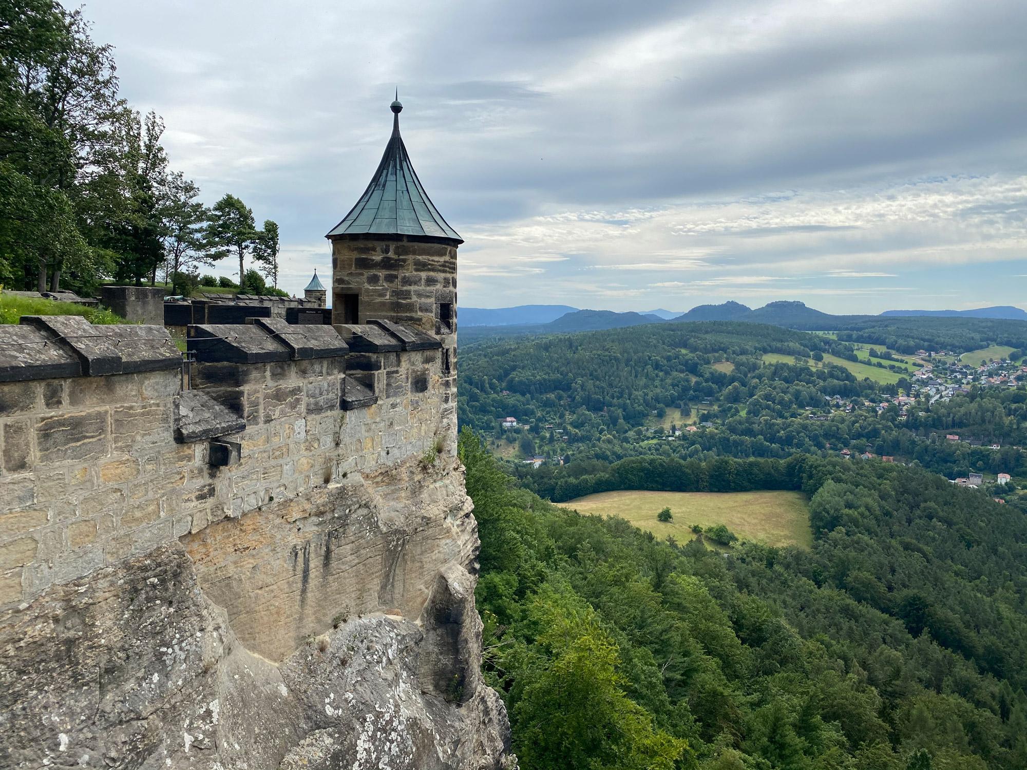 Tsjechië reis - dag 7 - Festung Königstein