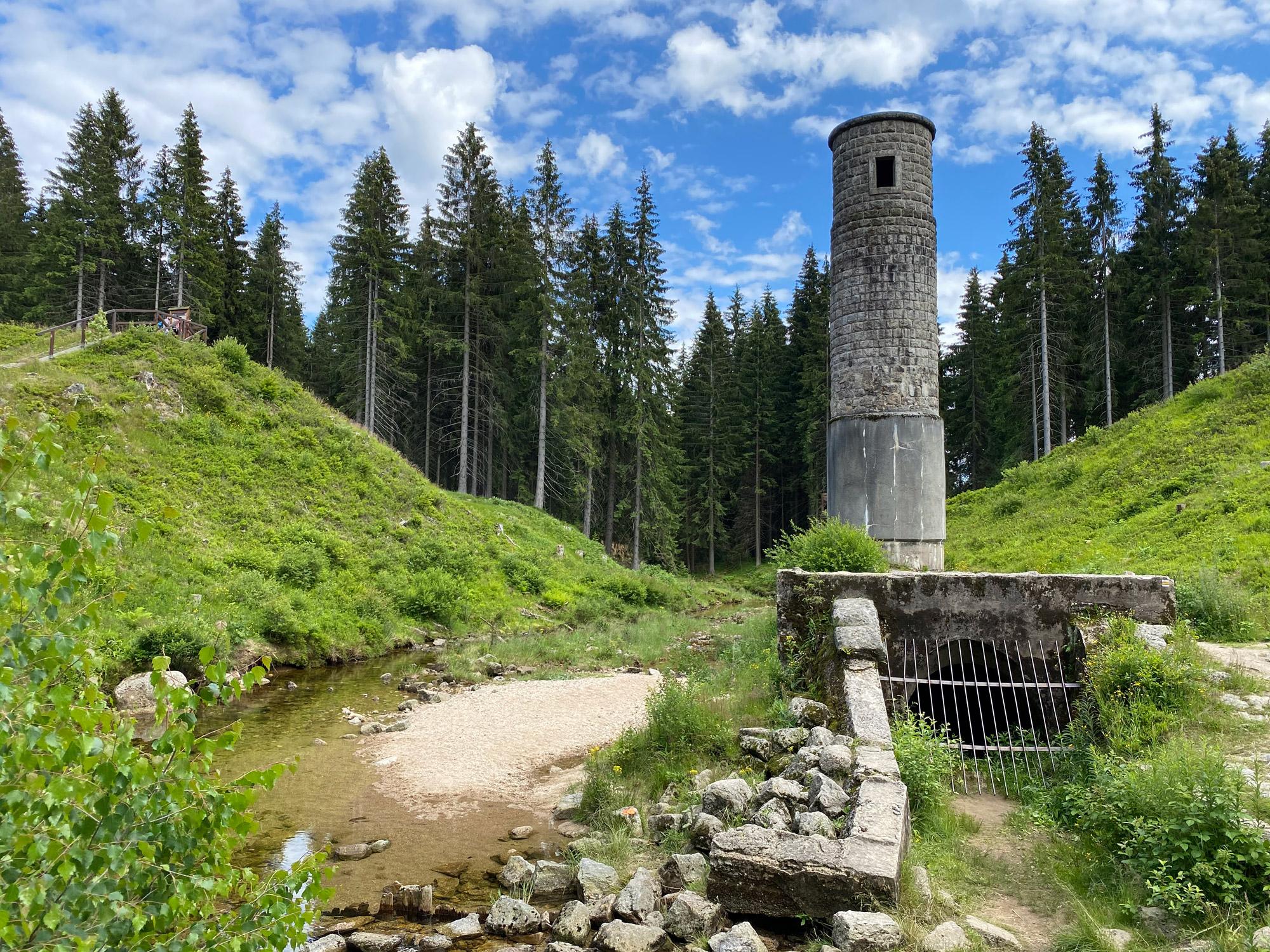 Tsjechië reis - dag 9 - Bila Desna