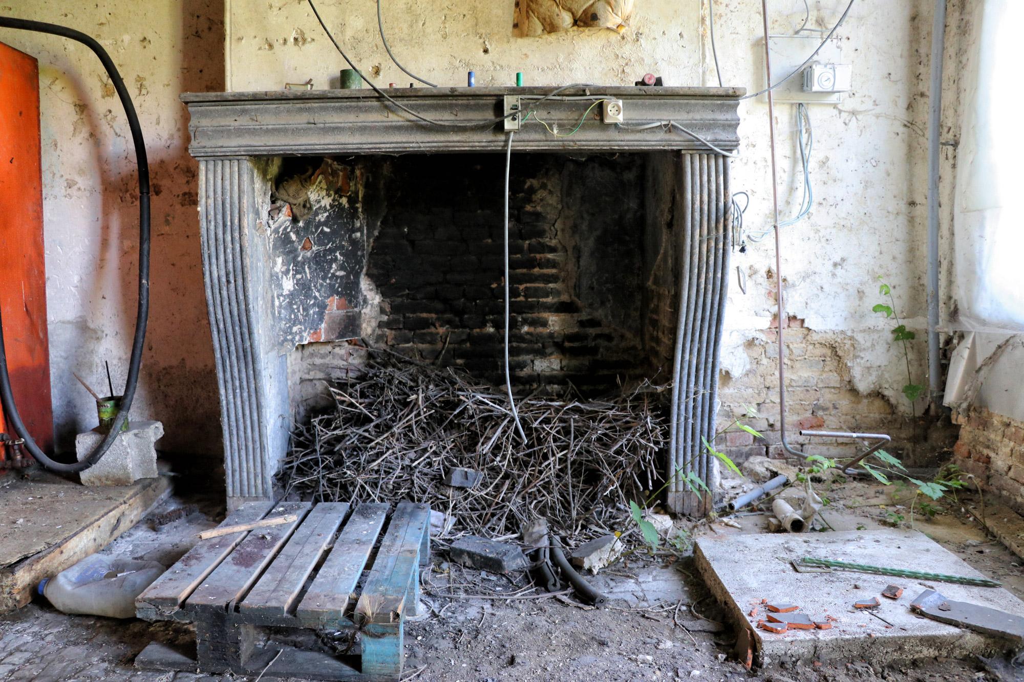 Urbex: Chateau Artistique