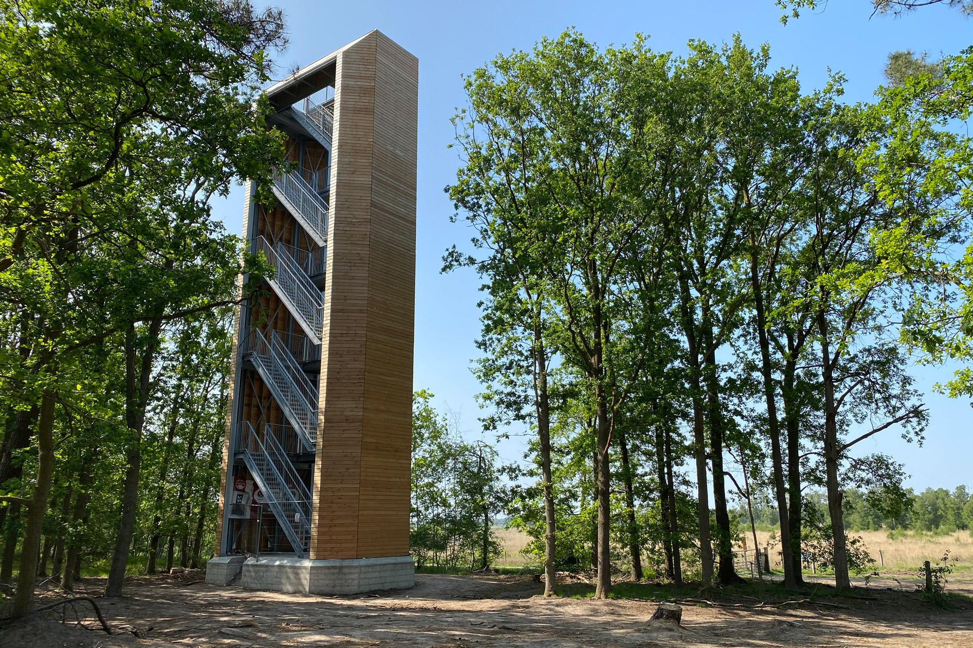 Wandelen: Vossenberg route