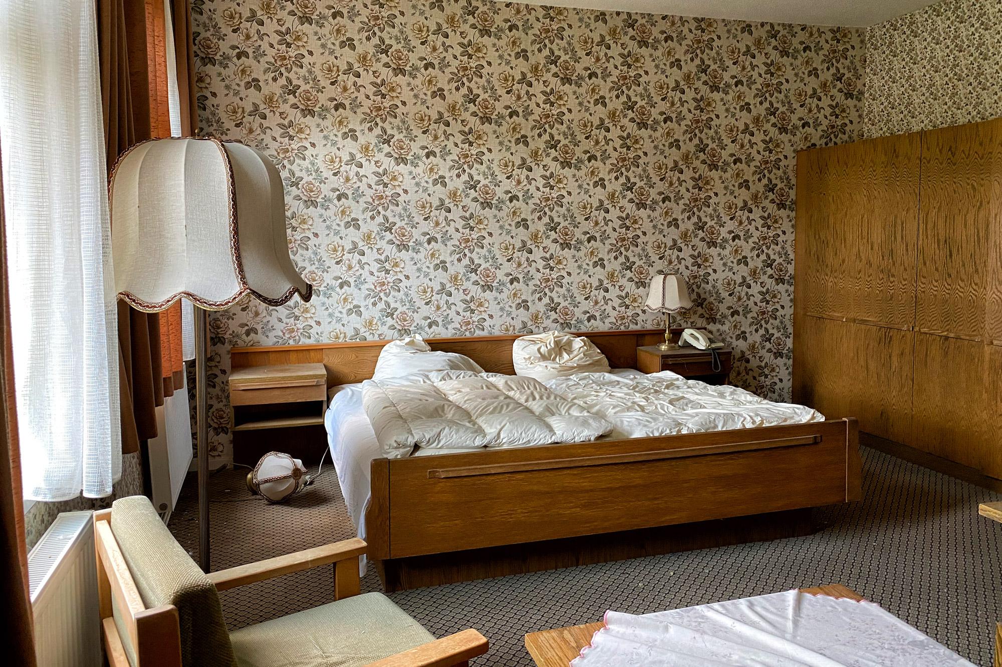 Foto van de maand: Augustus 2020 - Hotel Teddybear, Duitsland
