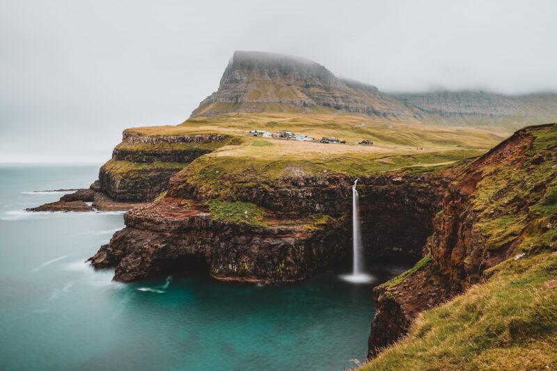 Op mijn wishlist: de Faeröer Eilanden