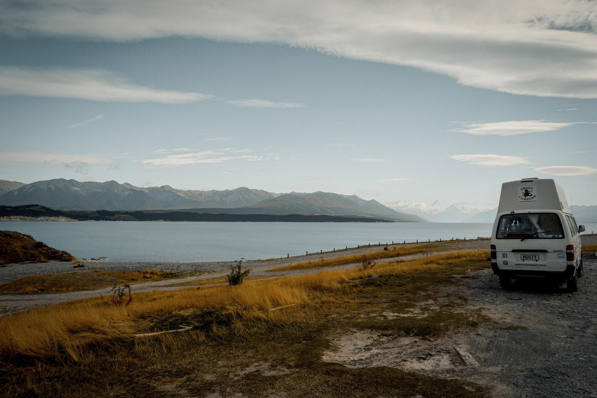 Shamira en Niels - Nieuw Zeeland
