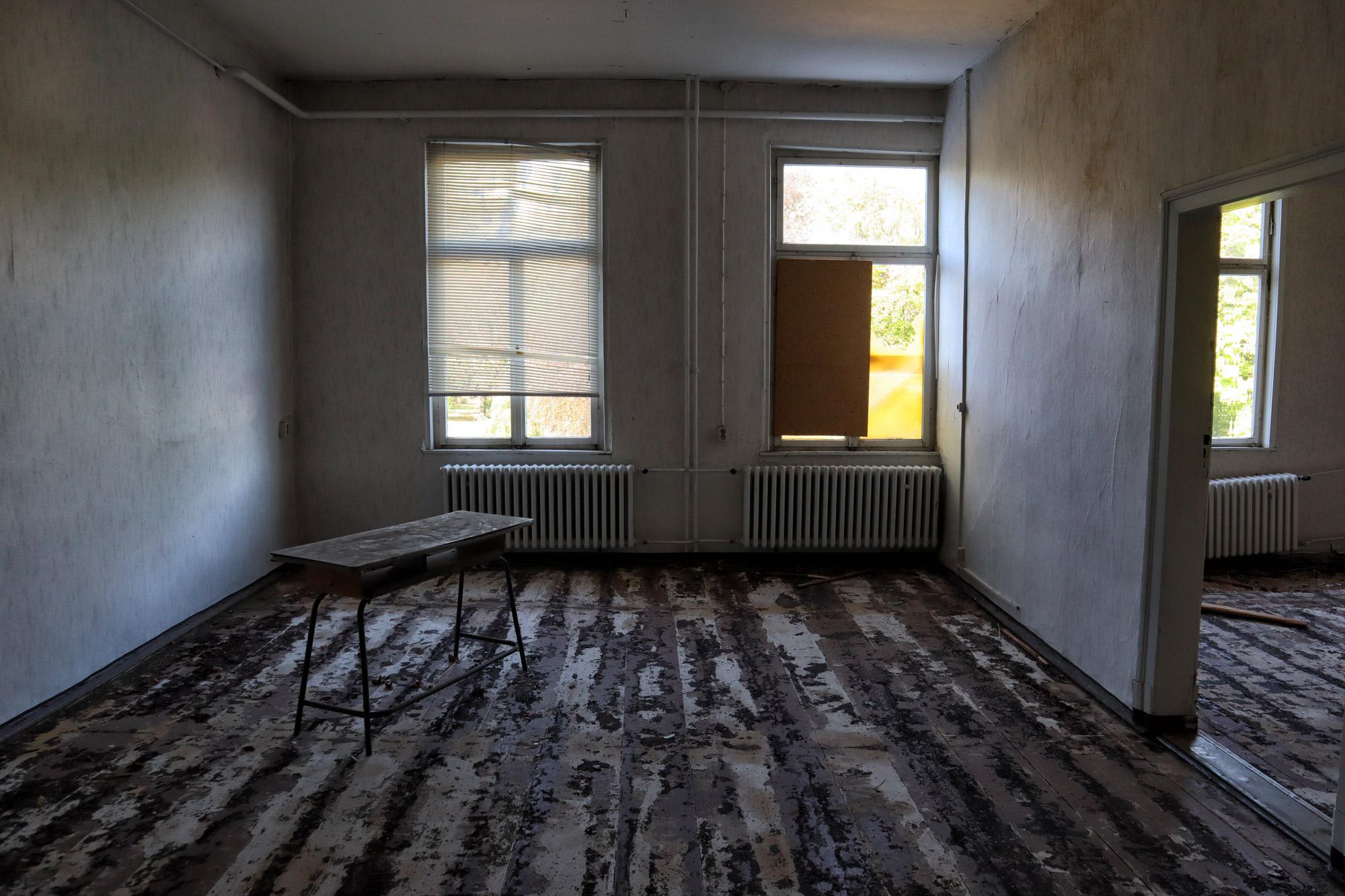 Urbex: Hotel Zehnpfund