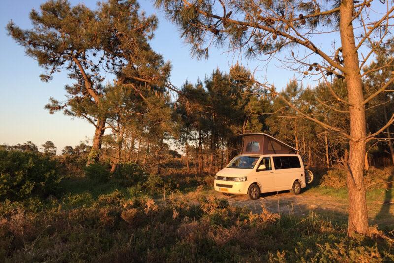 GeoKars & GEOrgCACHING - Vrij staan in Bretagne