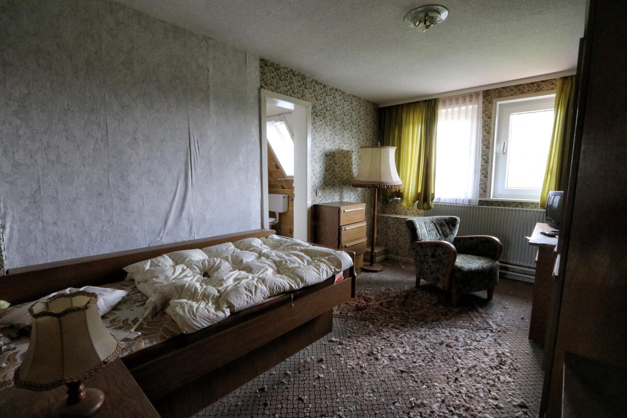 Urbex: Hotel Teddybär