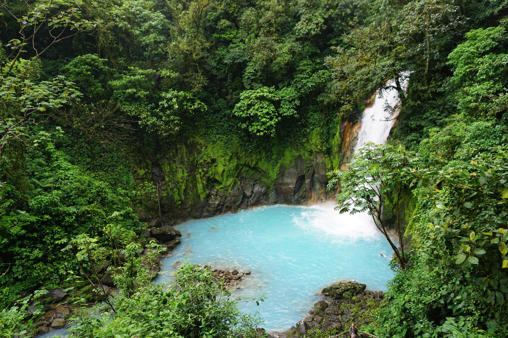 Anouk - Rio Celeste, Costa Rica