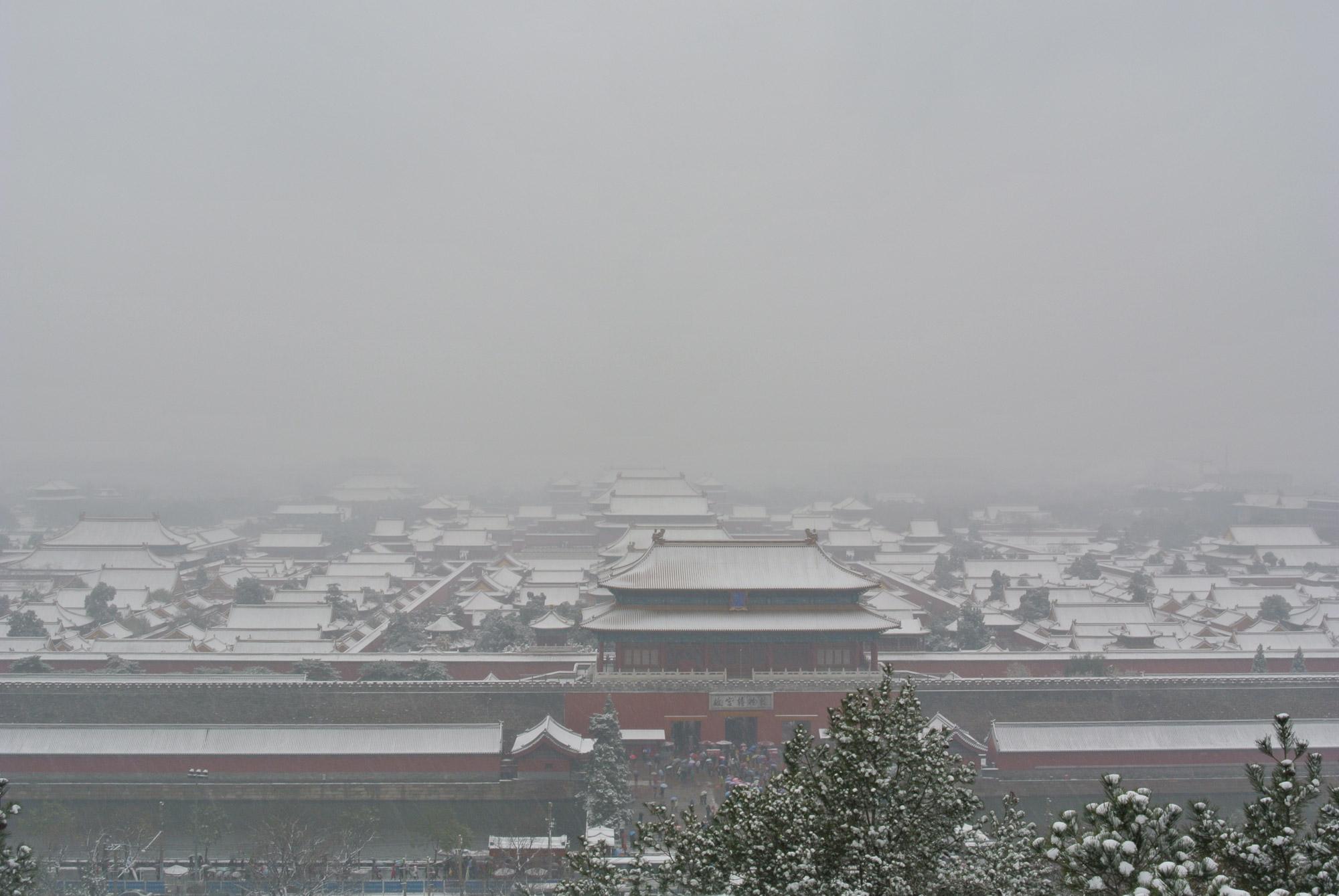 Anouk - De Verboden Stad, China
